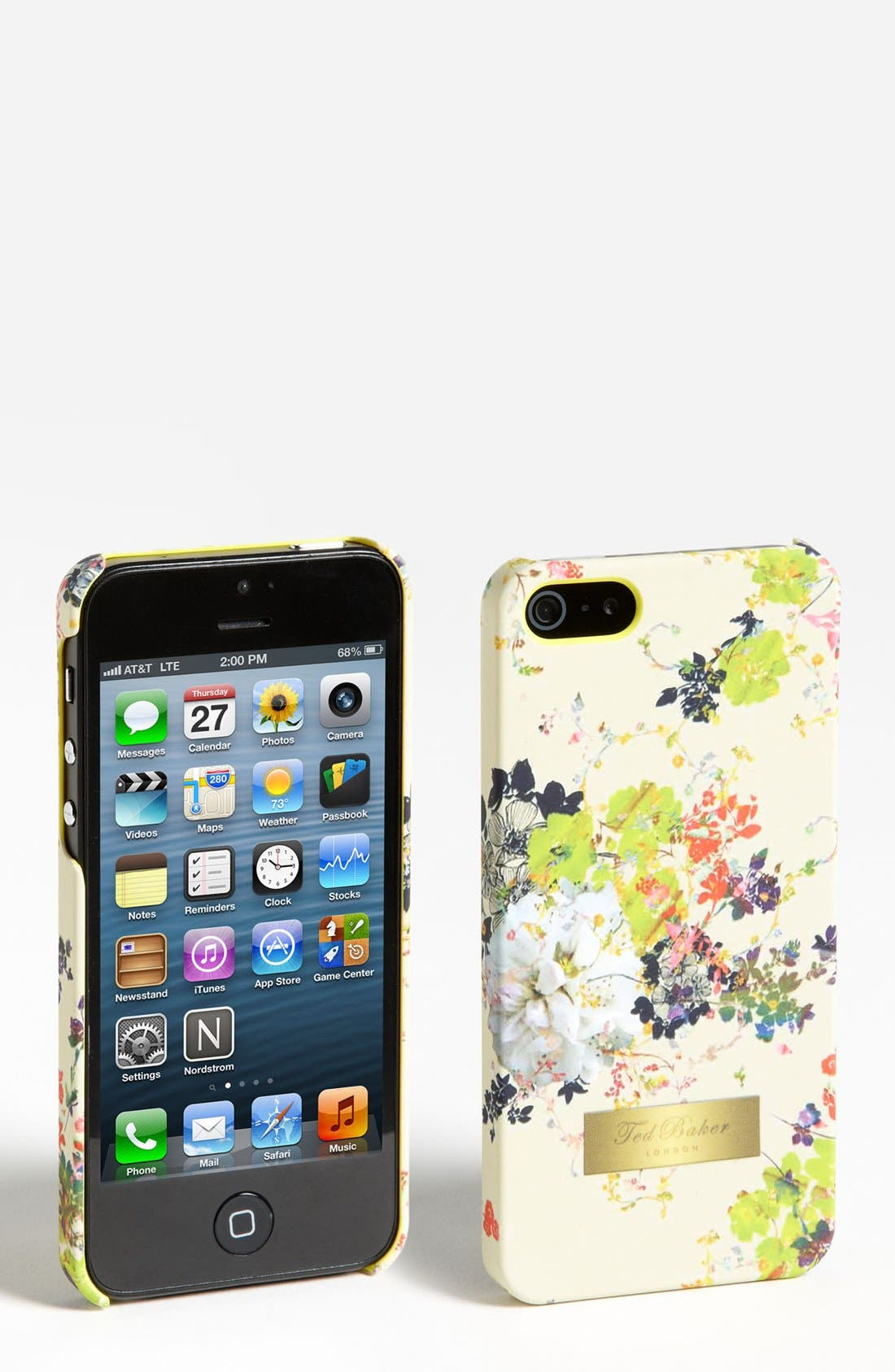 Alternate Image 1 Selected - Ted Baker London 'Summer Bloom' iPhone 5 Case