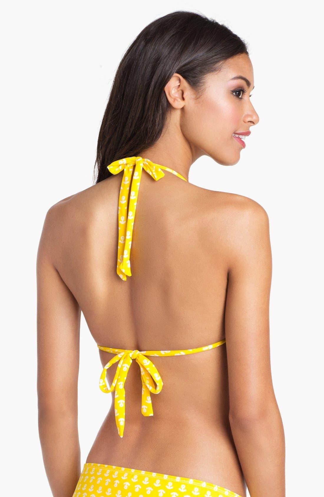 Alternate Image 2  - Sperry Top-Sider® Triangle Bikini Top