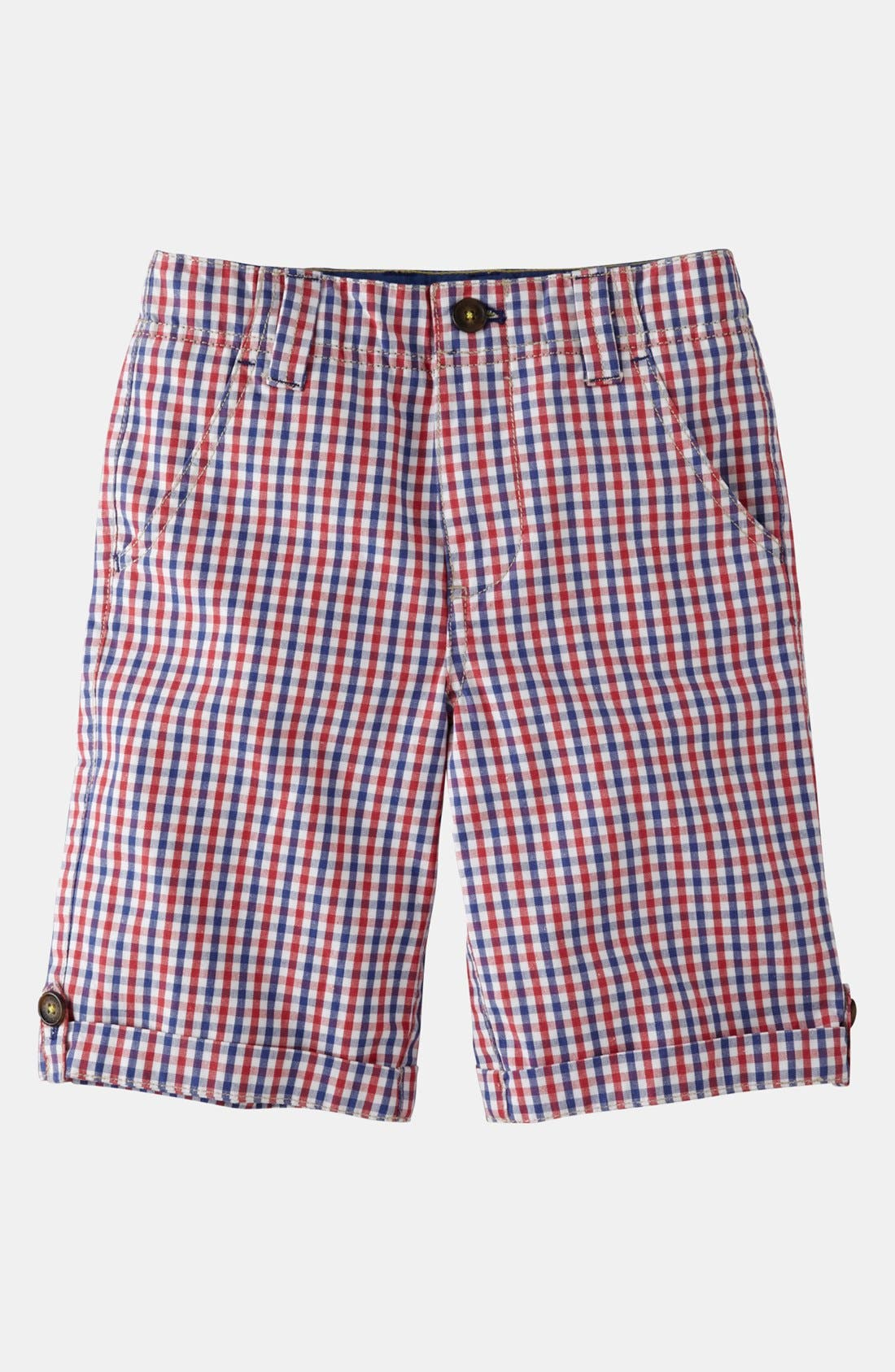 Alternate Image 1 Selected - Mini Boden Summer Shorts (Little Boys & Big Boys)