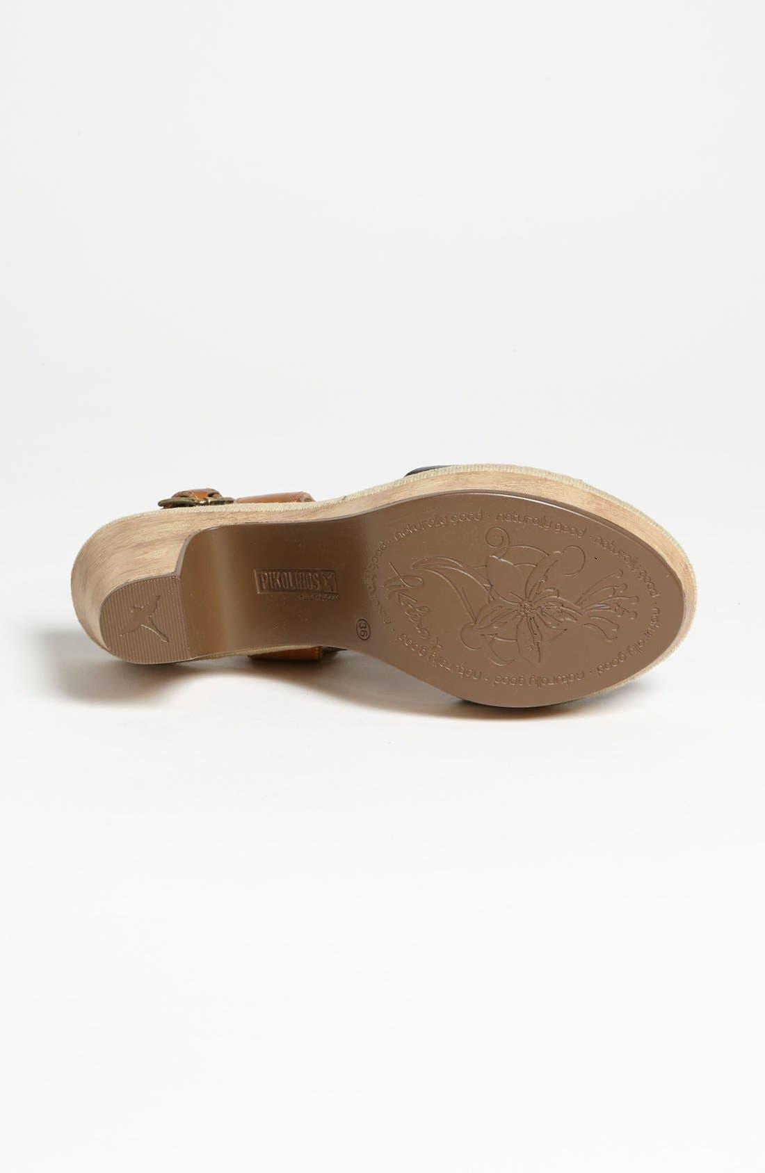 Alternate Image 4  - PIKOLINOS 'Trinidad' T-Strap Sandal