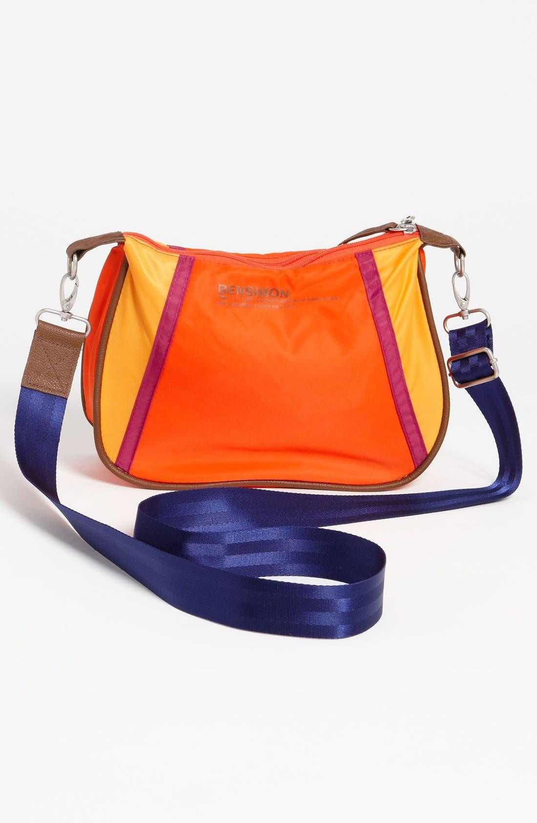 Alternate Image 4  - Bensimon Multicolor Shoulder Bag