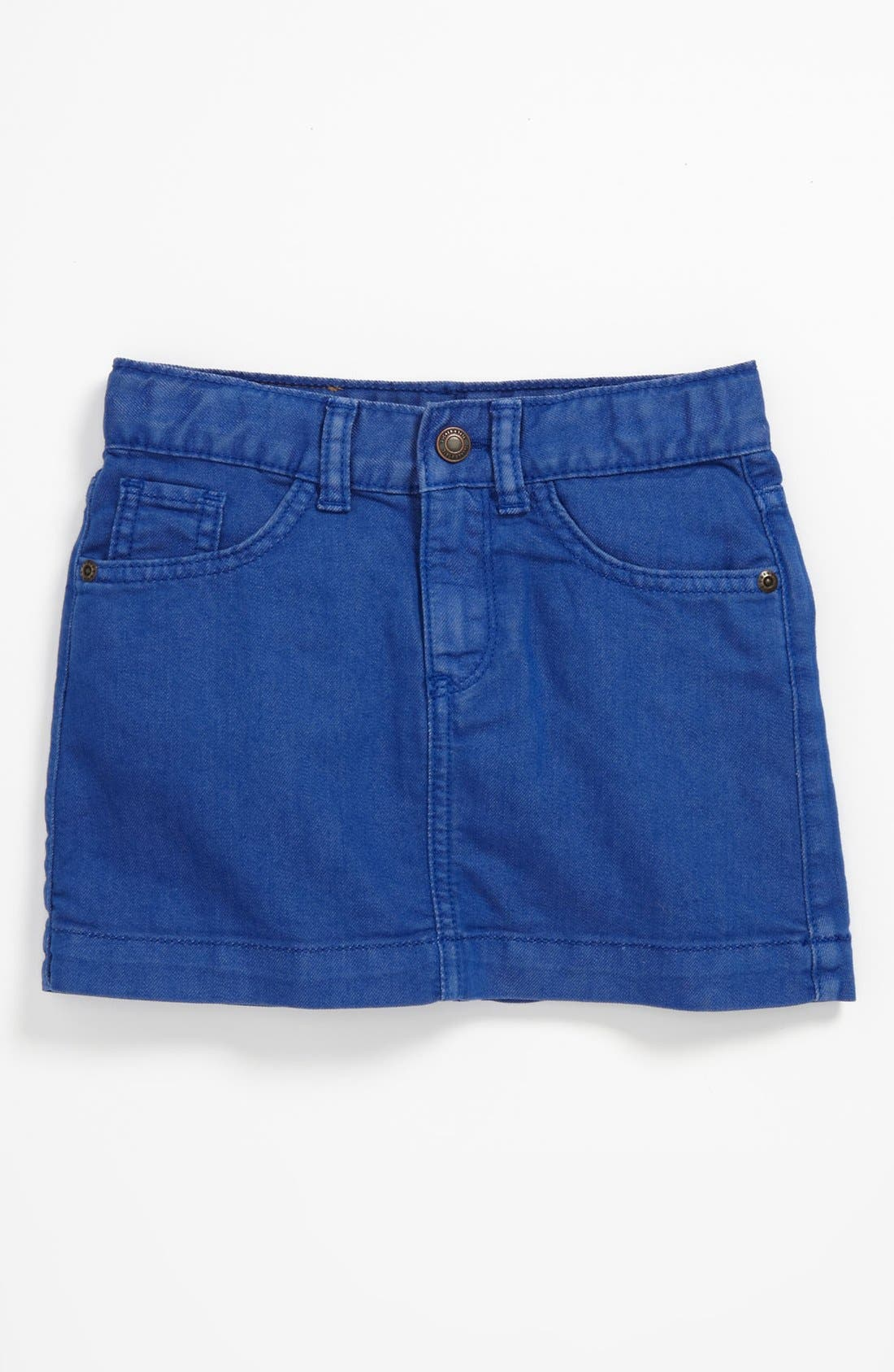 Alternate Image 1 Selected - Tucker + Tate Denim Skirt (Little Girls)