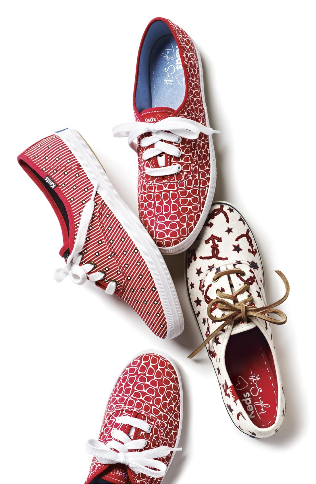 Alternate Image 5  - Keds® Taylor Swift 'Dot' Champion Sneaker (Limited Edition) (Nordstrom Exclusive)