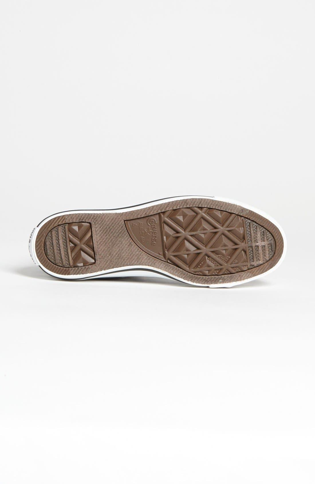Alternate Image 4  - Converse Chuck Taylor® All Star® Stars High Top Sneaker (Women)