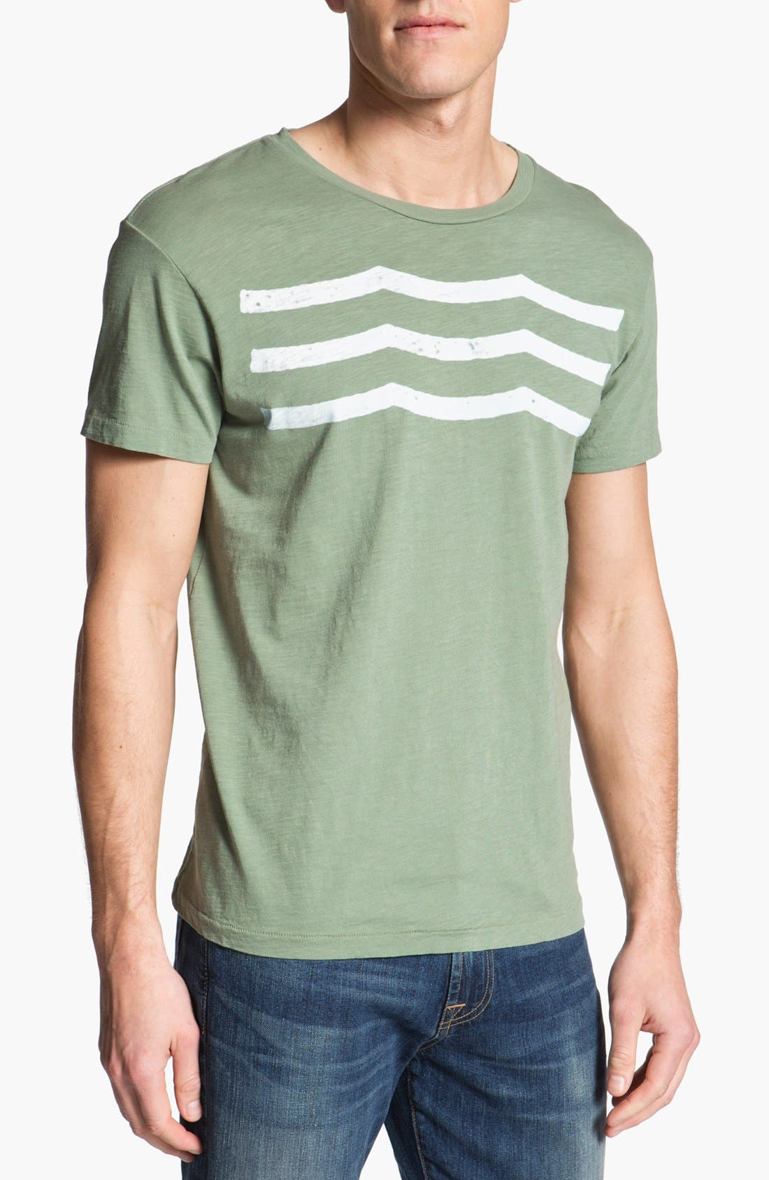 Alternate Image 1 Selected - Sol Angeles 'Waves' Graphic T-Shirt