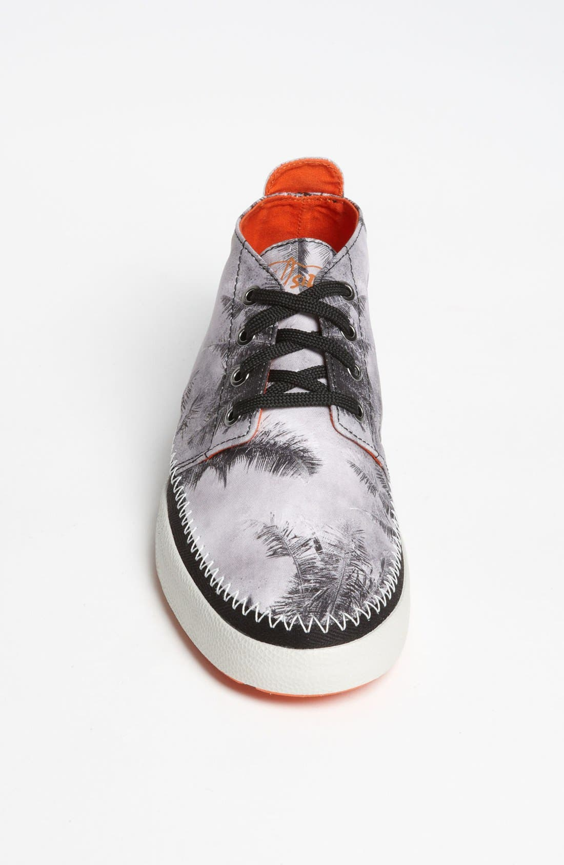 Top-Sider<sup>®</sup> 'Drifter' Chukka Boot,                             Alternate thumbnail 3, color,                             Black/ White Print