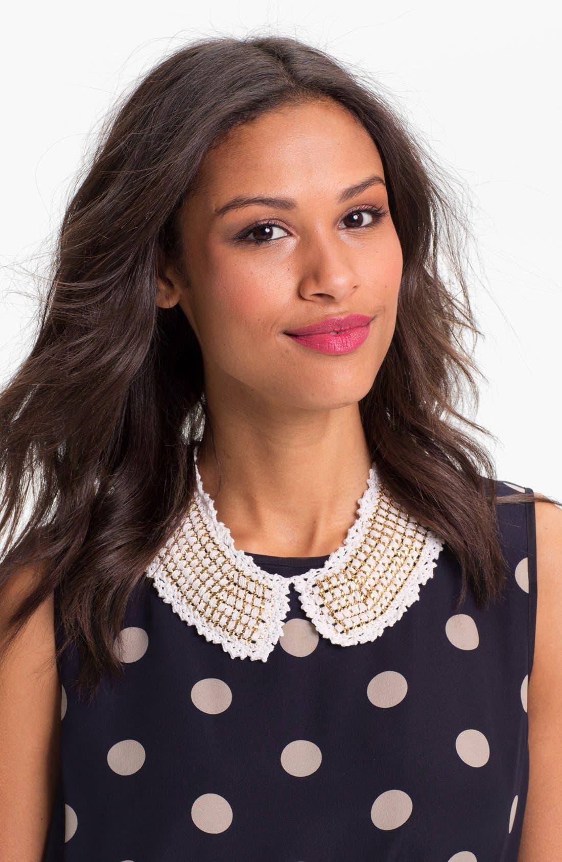 Main Image - Tasha Crochet Collar