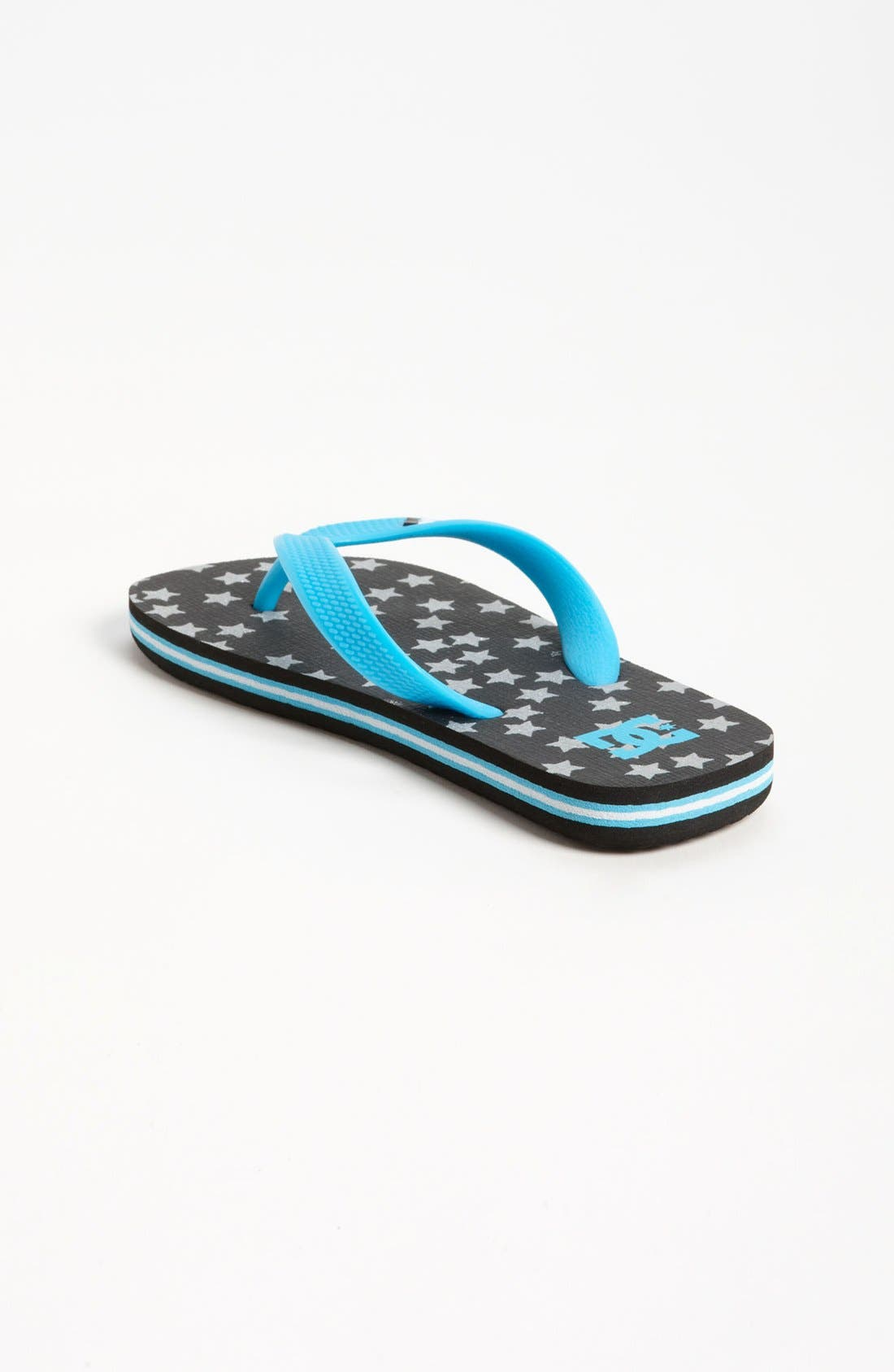 Alternate Image 2  - DC Shoes 'Spray' Flip Flop (Toddler, Little Kid & Big Kid)