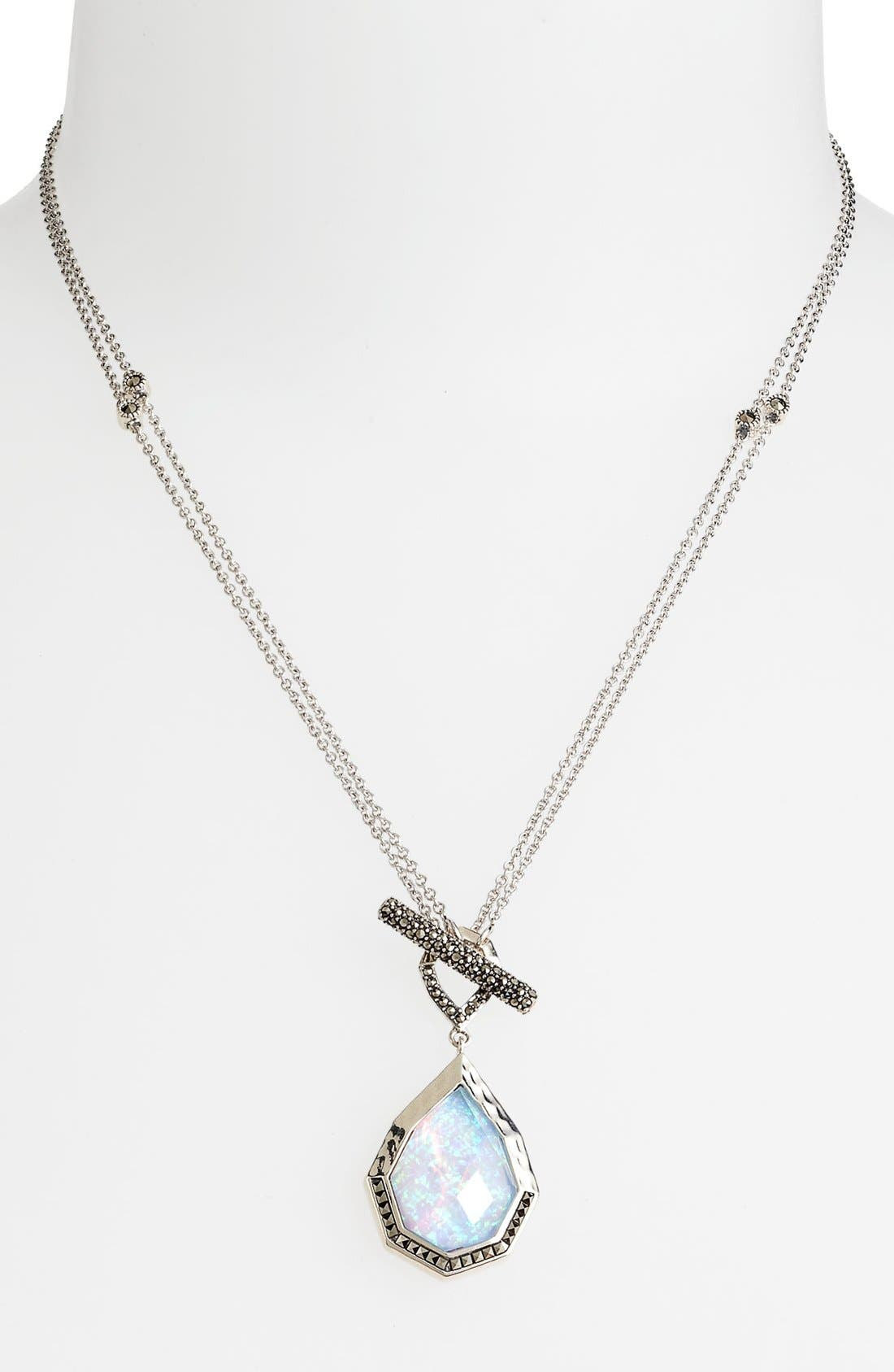 Alternate Image 1 Selected - Judith Jack Convertible Pendant Necklace