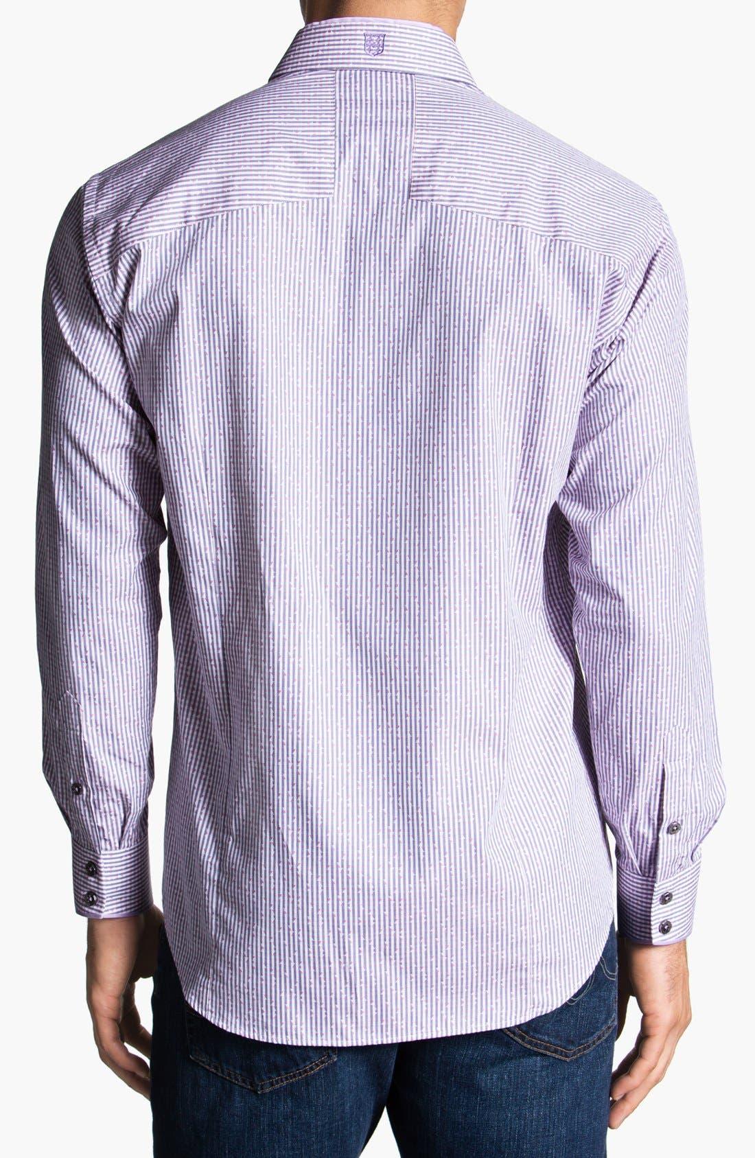 Alternate Image 2  - Bogosse 'Giorgio' Sport Shirt