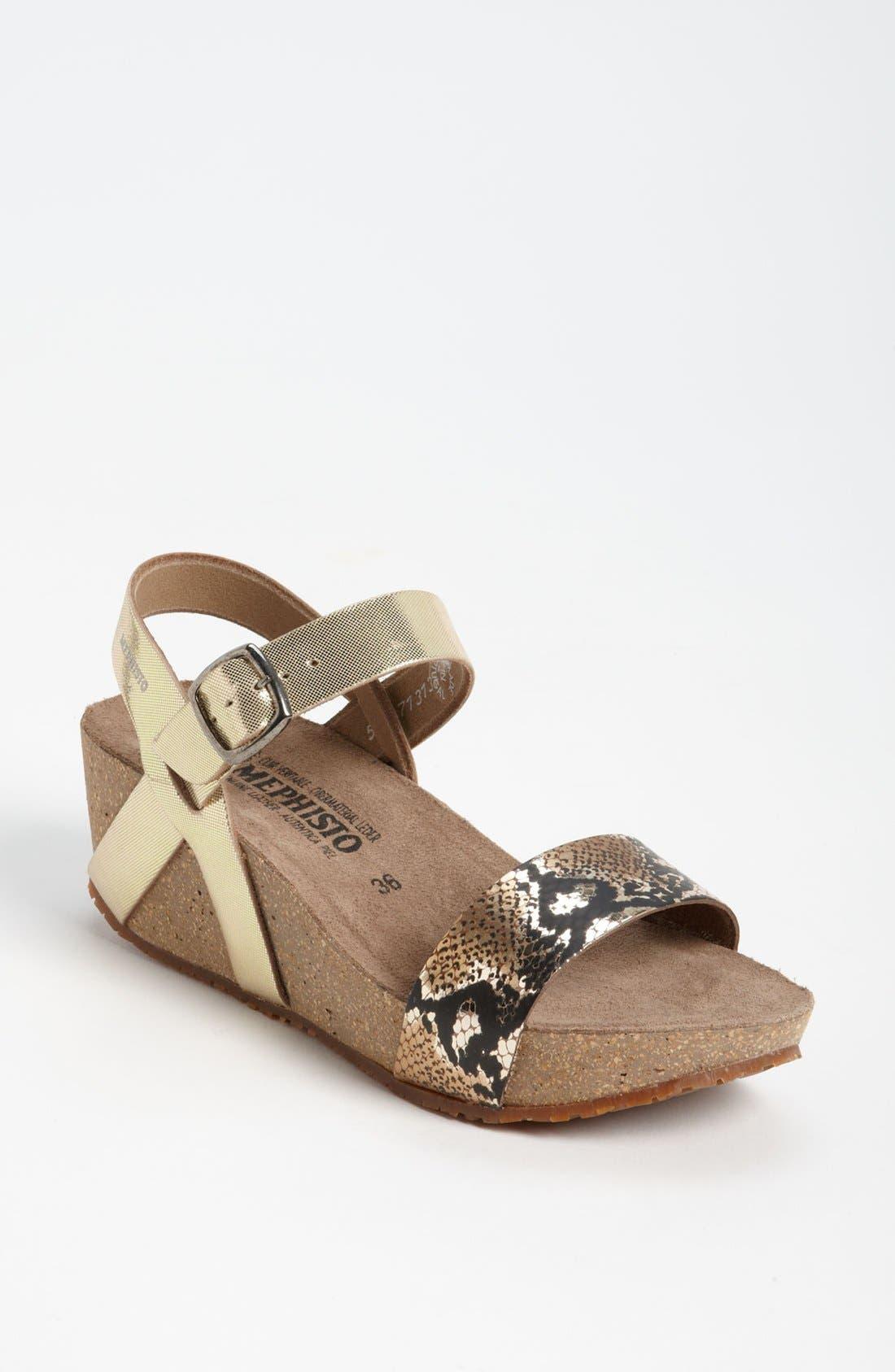Main Image - Mephisto 'Fafa' Sandal