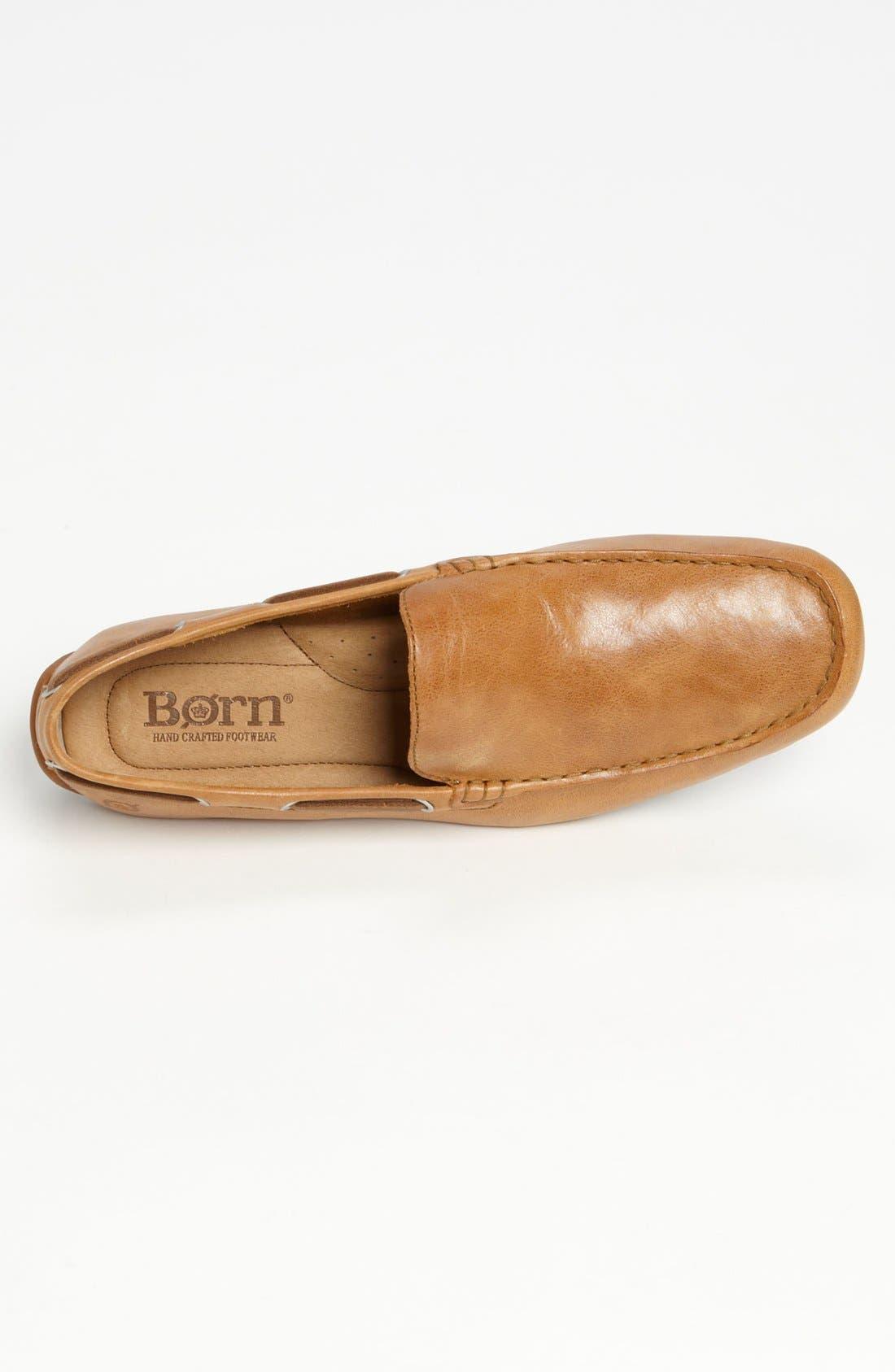 Alternate Image 3  - Børn 'Marcus' Venetian Loafer (Men)