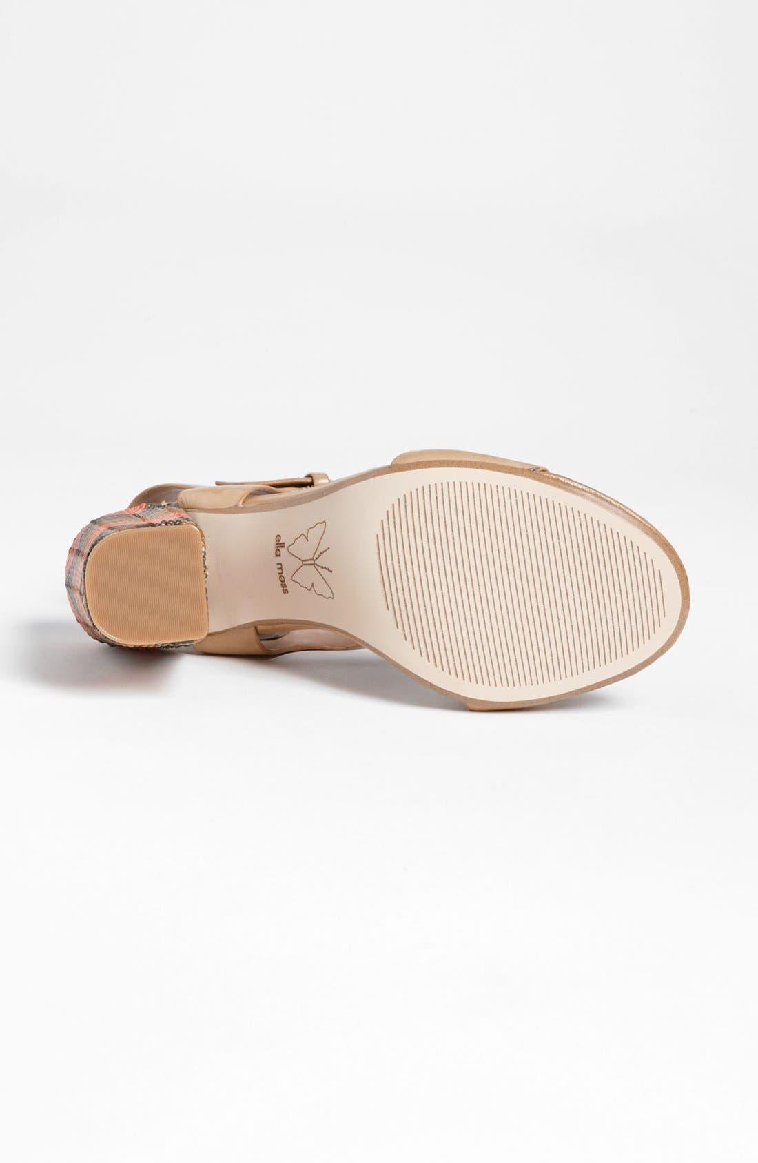 Alternate Image 4  - Ella Moss 'Tessa' Sandal