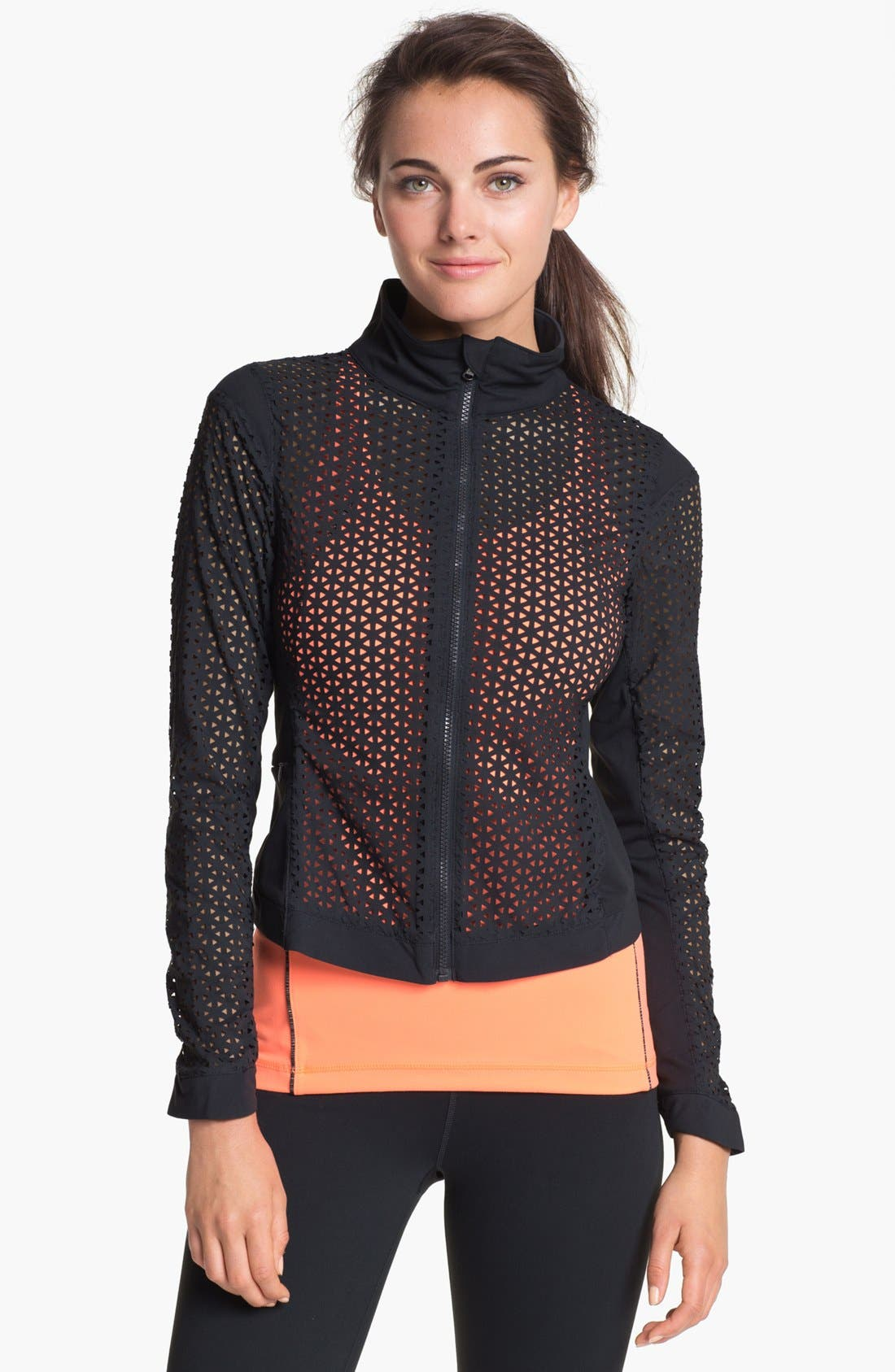 Alternate Image 1 Selected - Under Armour 'See Me Though' Jacket