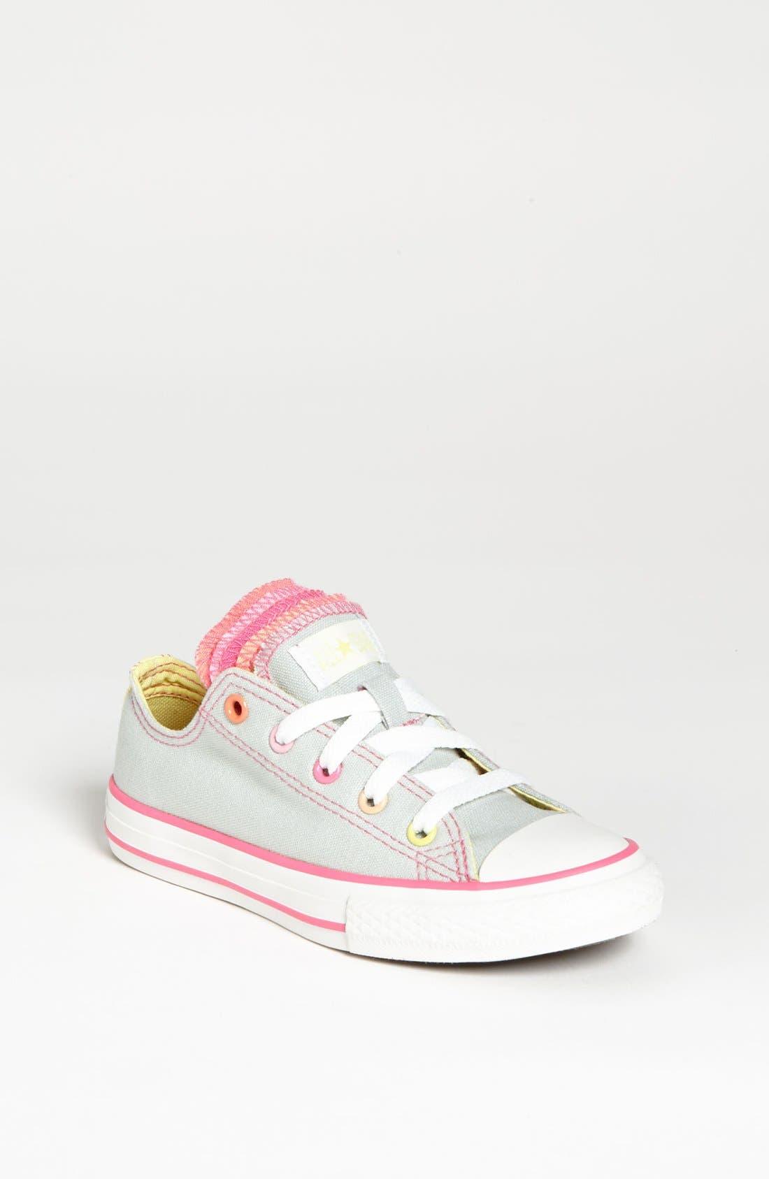 Alternate Image 1 Selected - Converse All Star® Multi-Tongue Sneaker (Toddler, Little Kid & Big Kid)