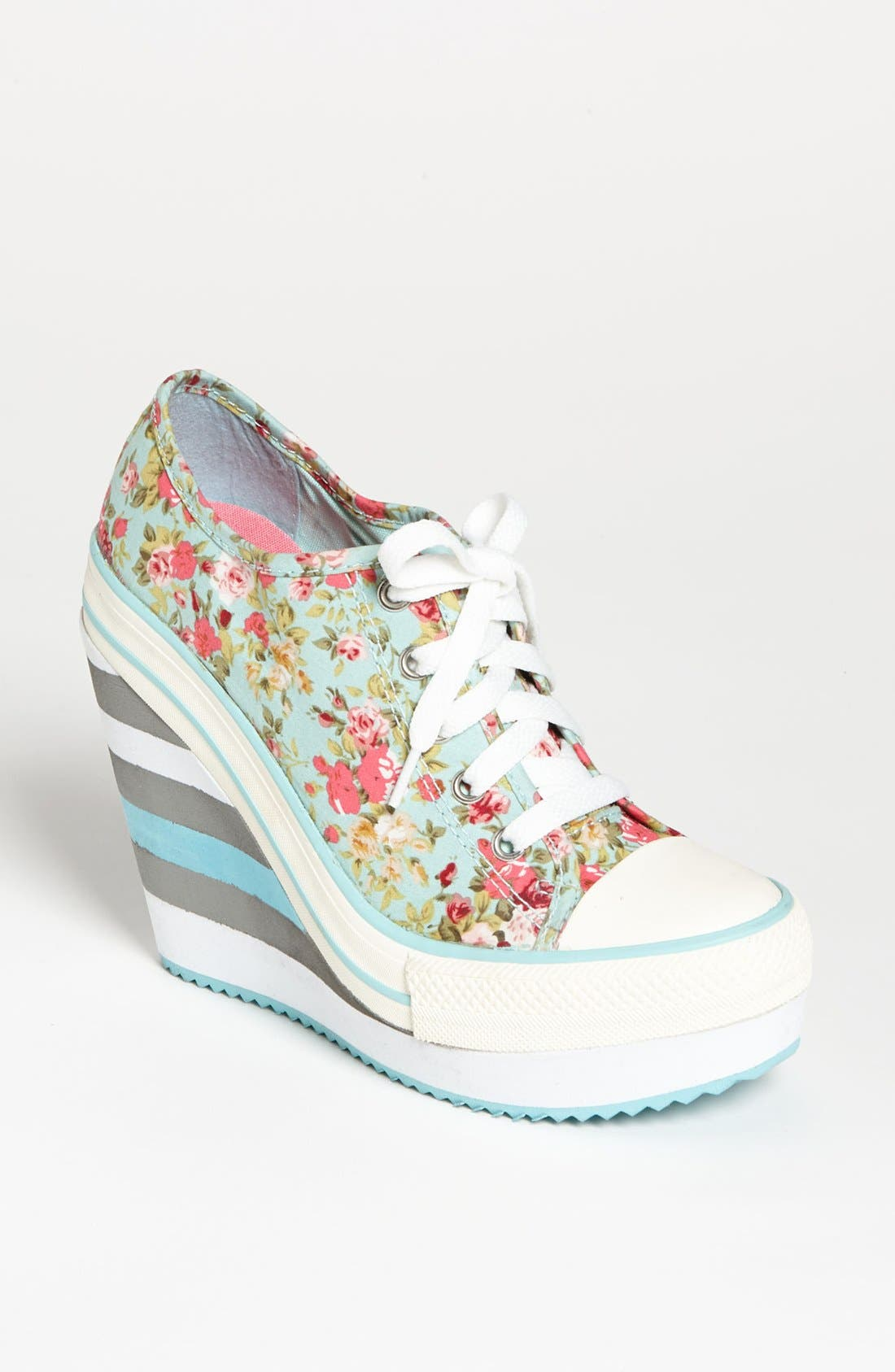 Alternate Image 1 Selected - GOLDLUXE by Zigi 'London' Wedge Sneaker