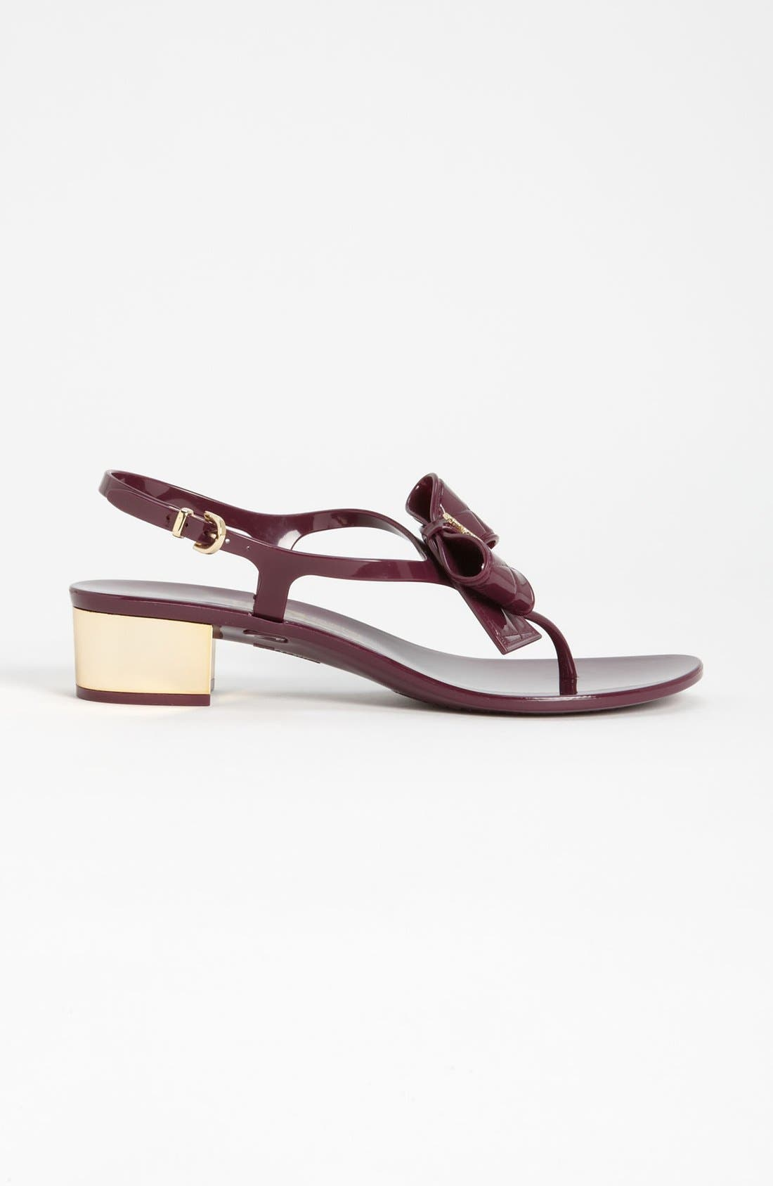 Alternate Image 4  - Salvatore Ferragamo 'Sunshine' Sandal
