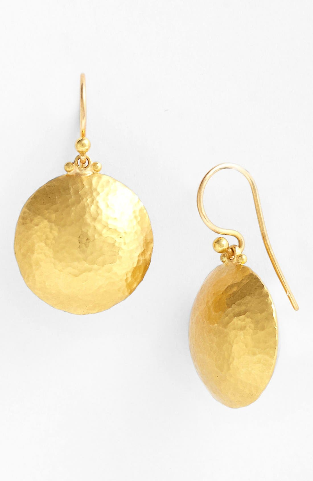 Alternate Image 1 Selected - Gurhan 'Lentil' Button Drop Earrings