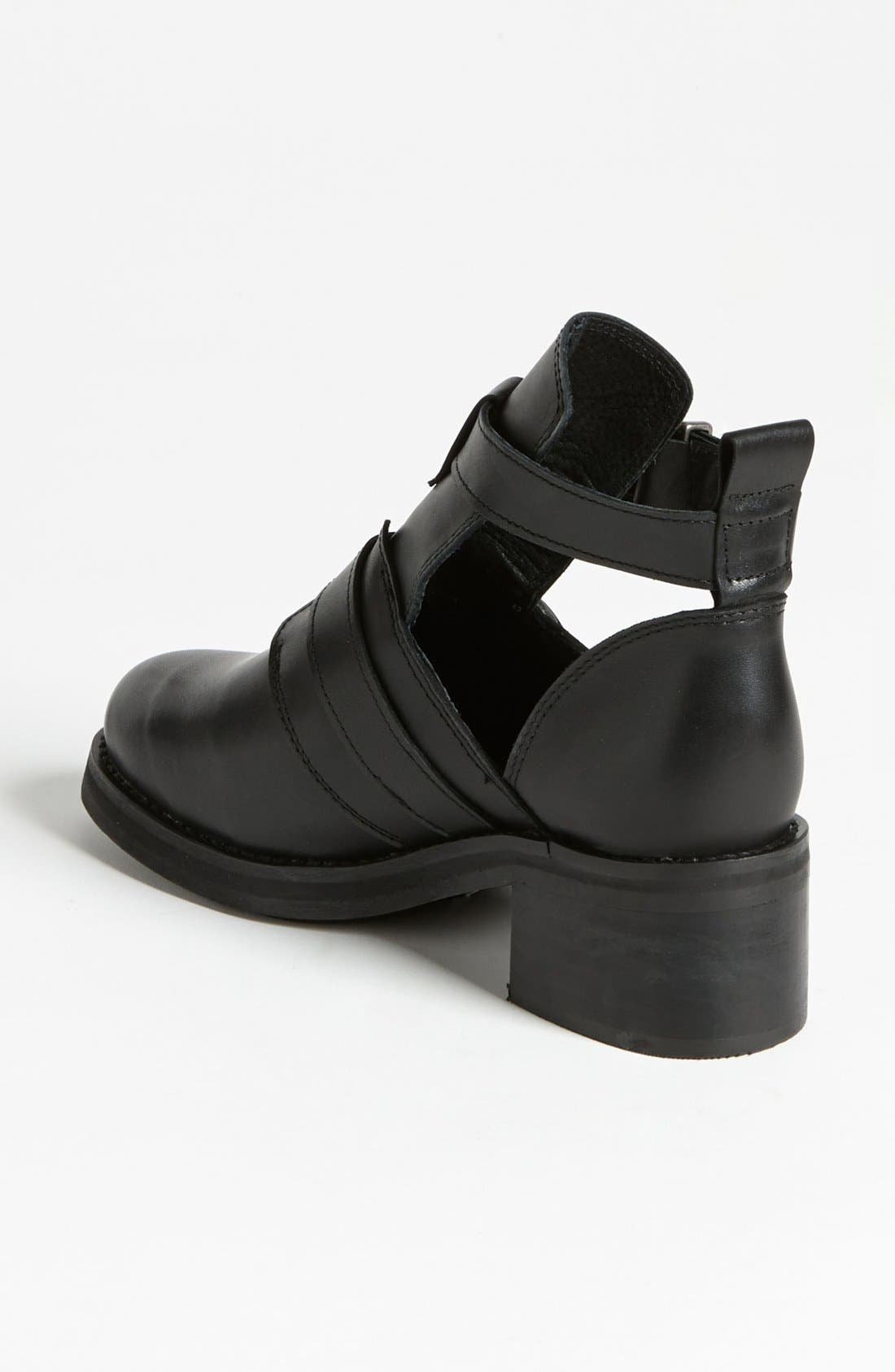 Alternate Image 2  - Topshop 'Arabel' Cutout Boot
