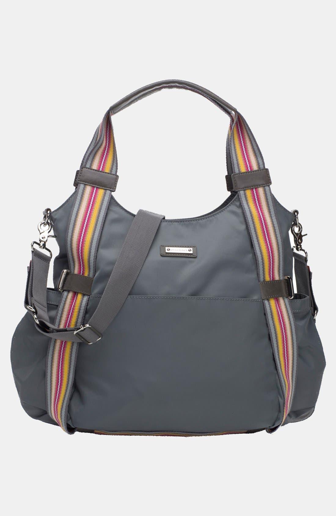 Main Image - Storksak 'Tania' Diaper Bag
