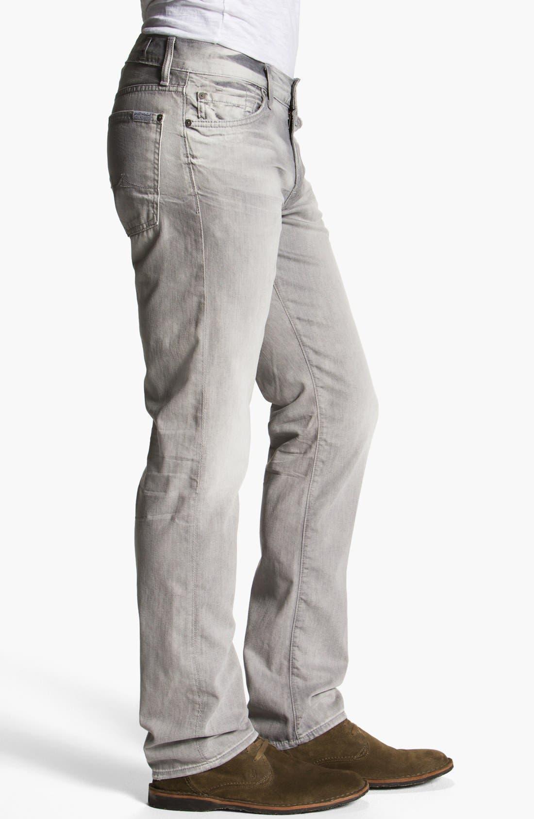 Alternate Image 3  - 7 For All Mankind 'Slimmy' Slim Fit Jeans (Cottage Grove)