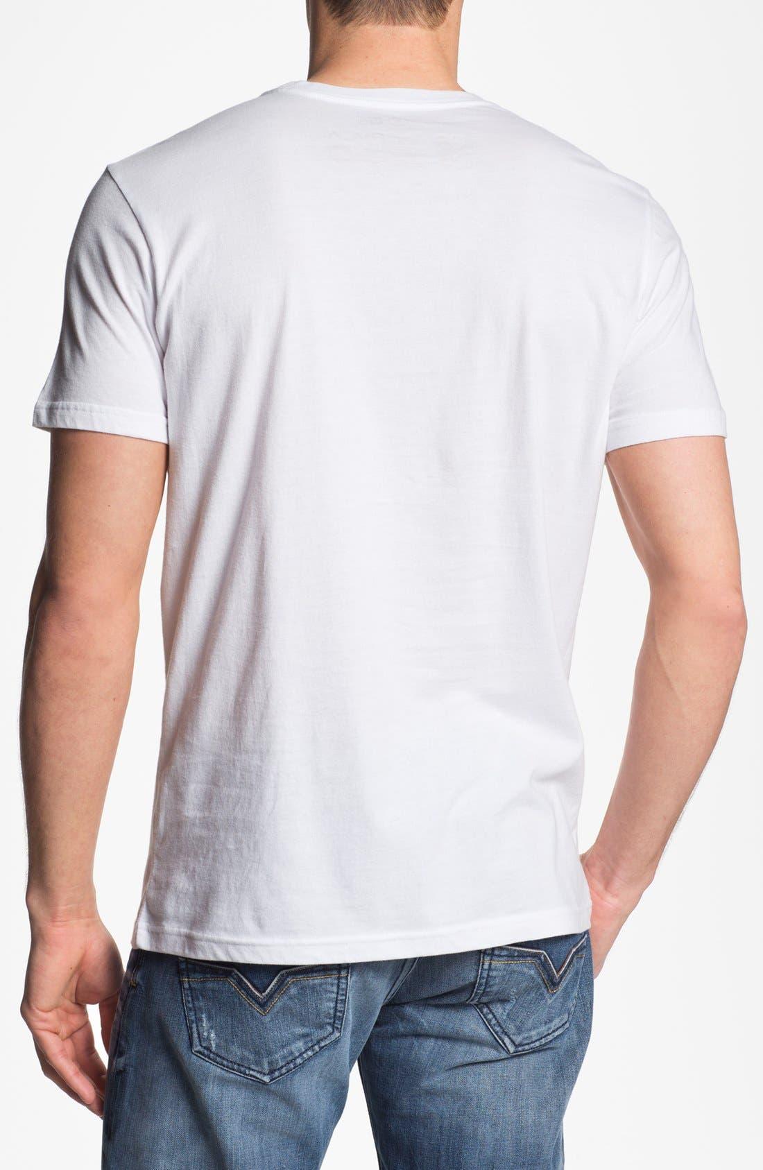 Alternate Image 2  - RVCA 'Illusions' Graphic T-Shirt