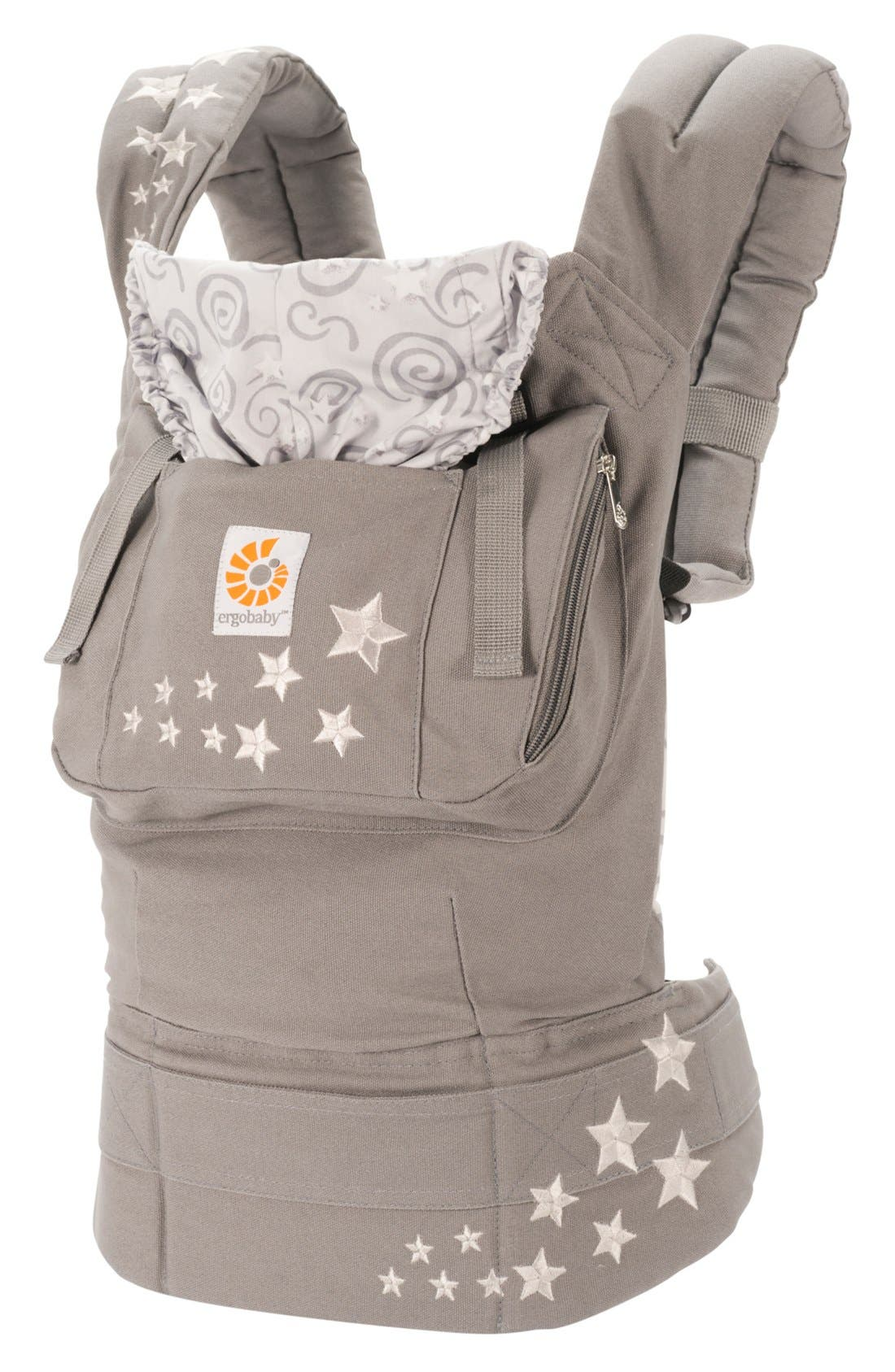 Baby Carrier,                         Main,                         color, Galaxy Grey/ Grey