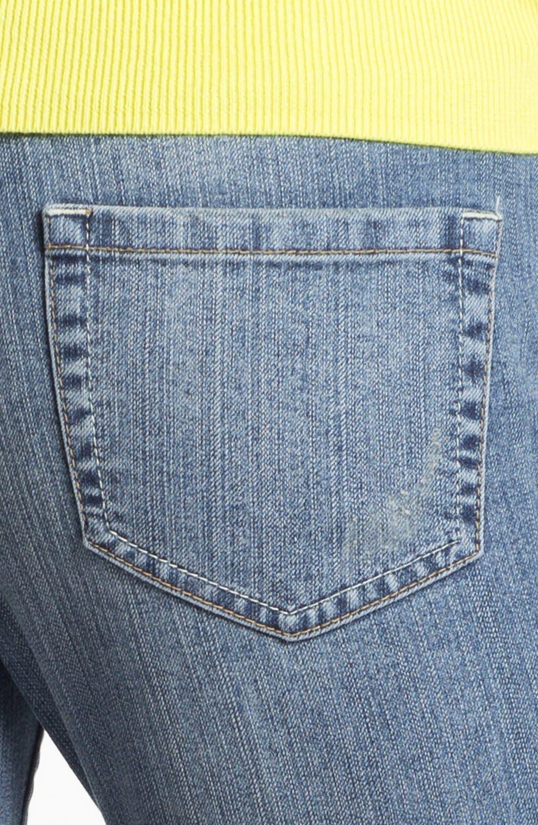 Alternate Image 3  - Jag Jeans 'Tommy' Skinny Crop Boyfriend Jeans