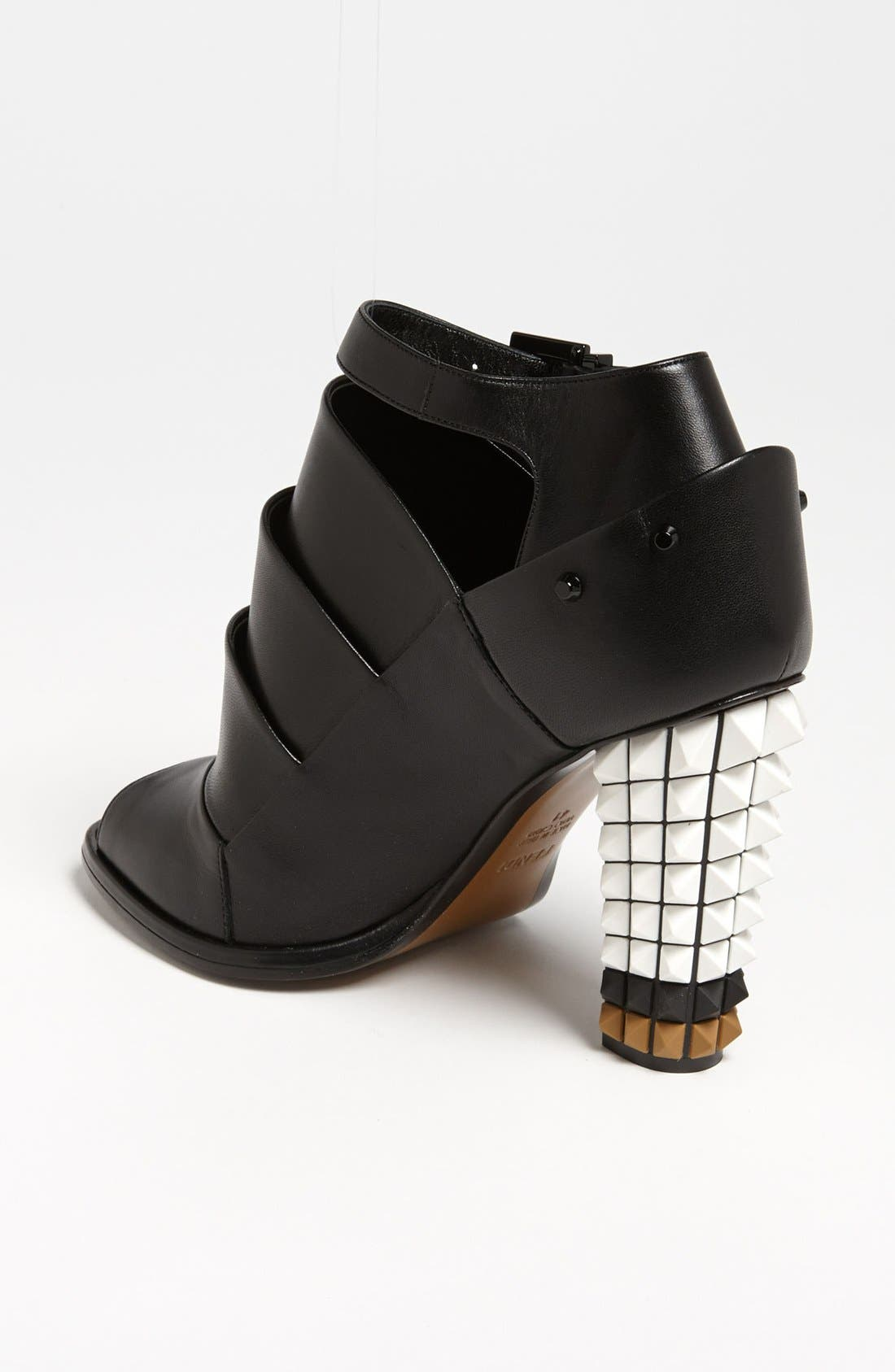 Alternate Image 2  - Fendi Ankle Strap Bootie