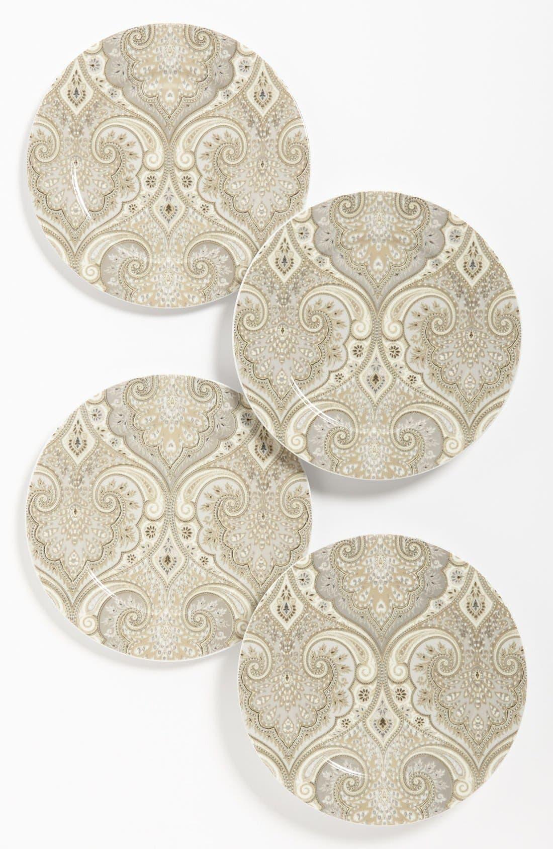 Main Image - Echo 'Latika - Driftwood' Salad Plates (Set of 4)
