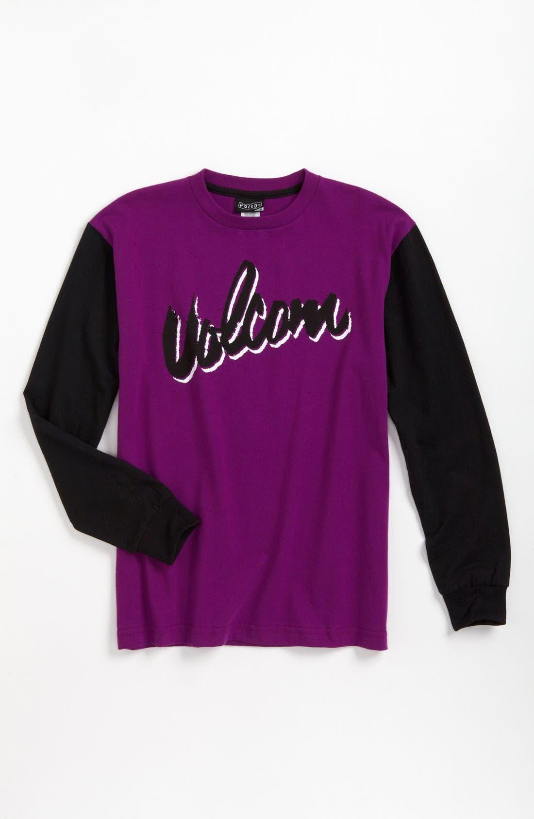 Main Image - Volcom 'Pranto' T-Shirt (Big Boys)