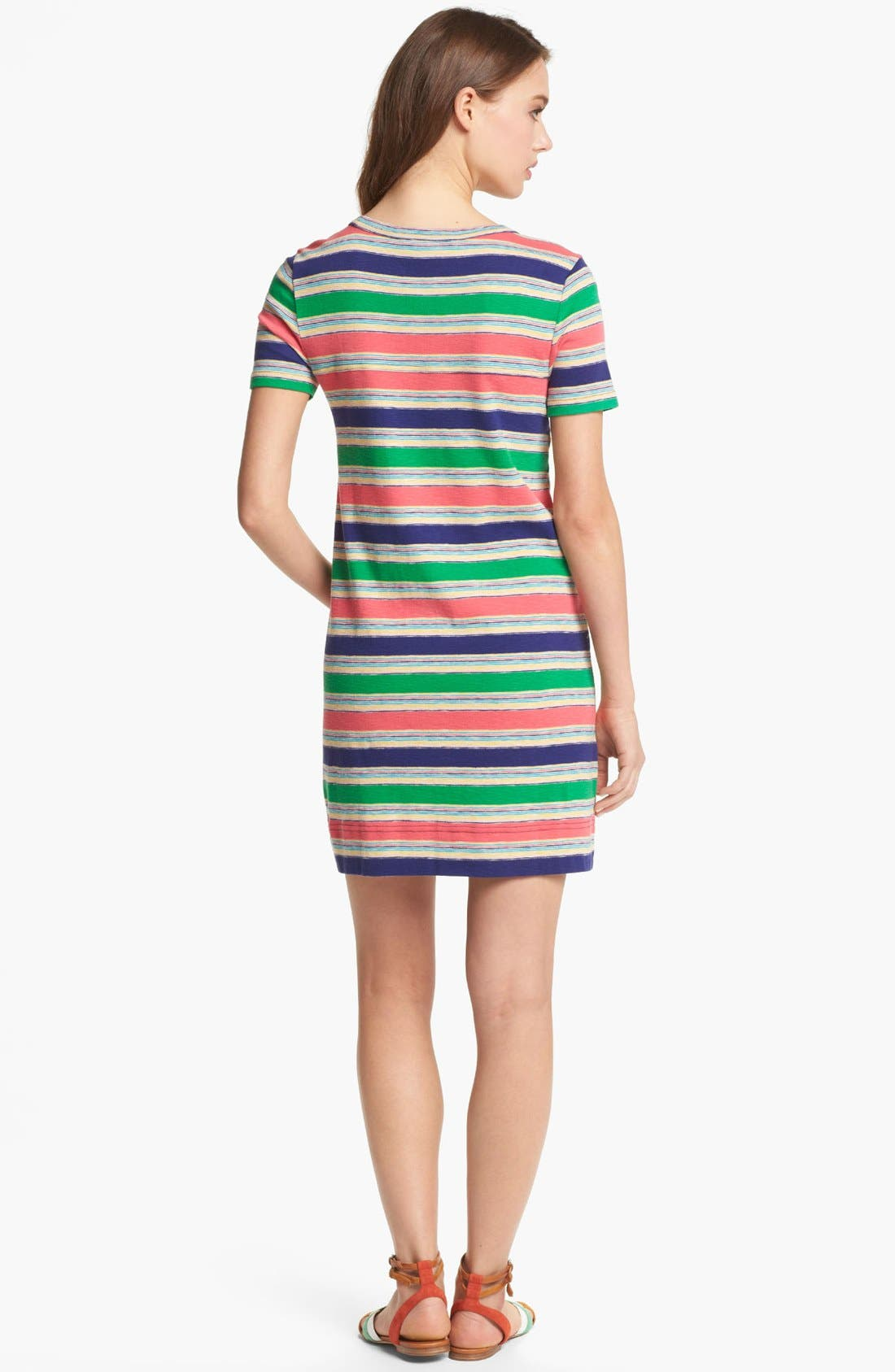 Alternate Image 2  - MARC BY MARC JACOBS 'Mai Tai' Cotton Shift Dress