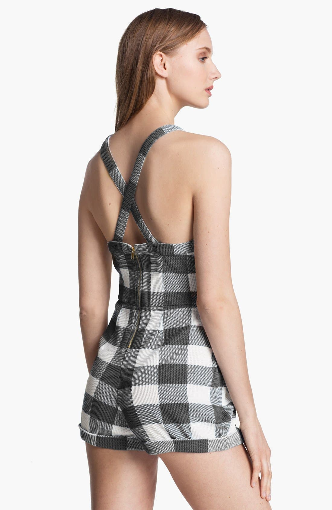 Alternate Image 2  - MARC BY MARC JACOBS 'Harry' Halter Romper