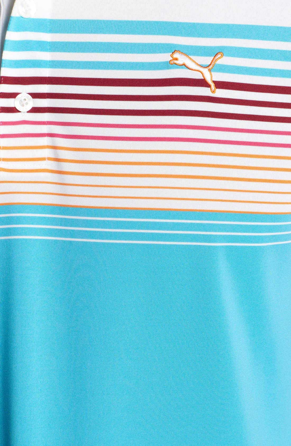 Alternate Image 3  - PUMA GOLF coolCELL™ Tech Polo