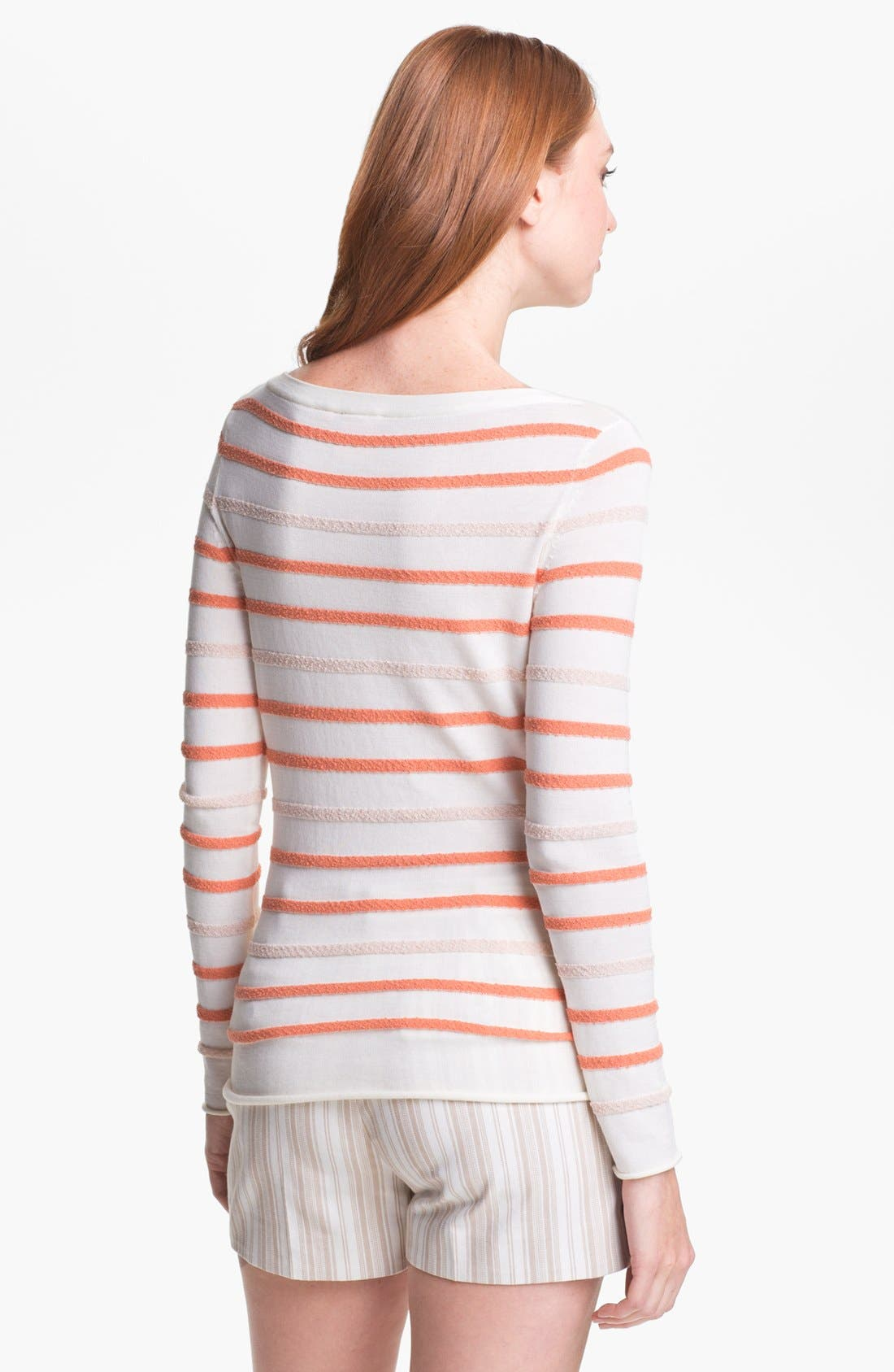 Alternate Image 2  - Tory Burch 'Carrie' Sweater
