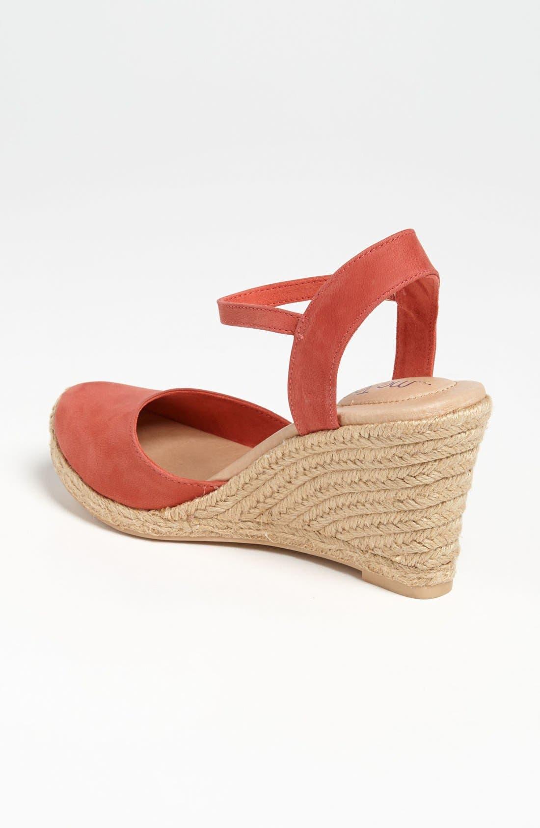 Alternate Image 3  - Me Too 'Bethany' Wedge Sandal