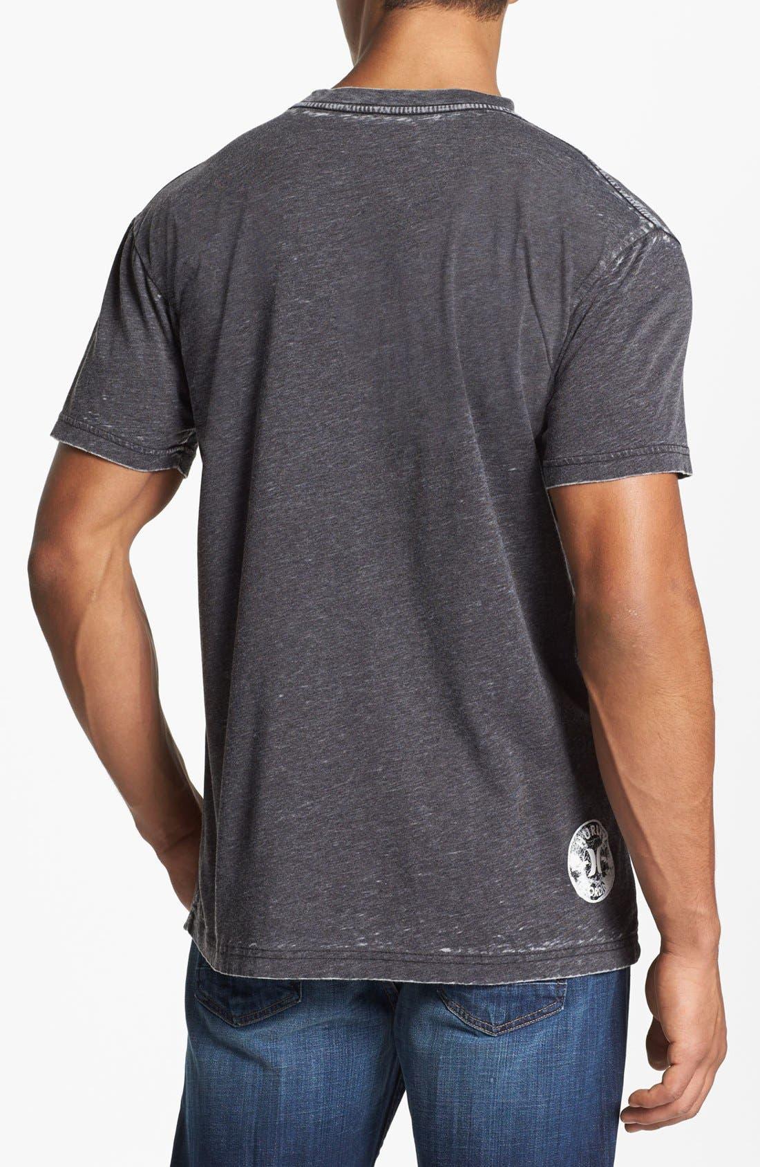 Alternate Image 2  - Hurley 'Guitar Stack' Graphic T-Shirt