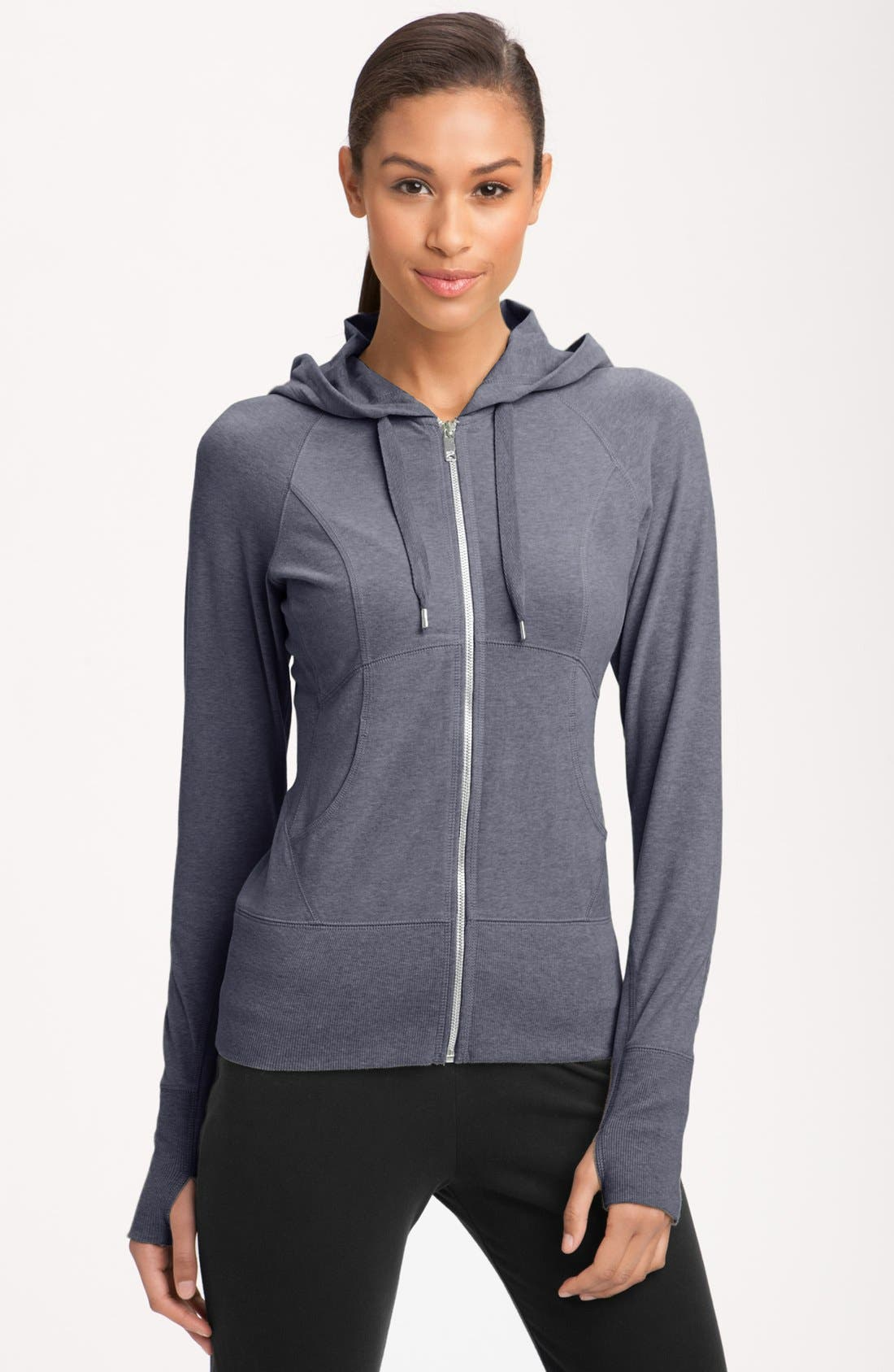 Main Image - Zella 'Supersoft' Hoodie