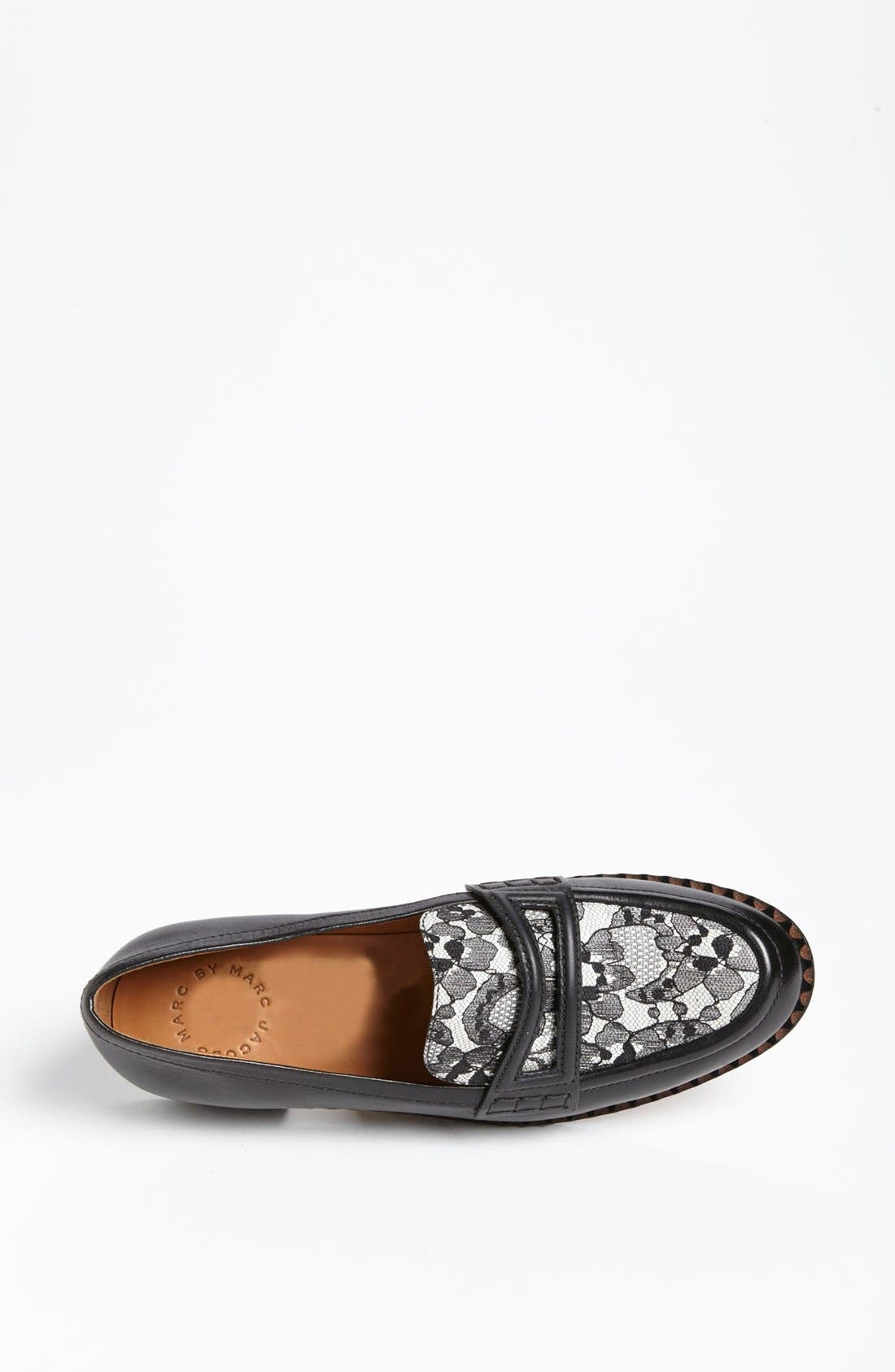 Alternate Image 3  - MARC BY MARC JACOBS 'London Calling' Loafer