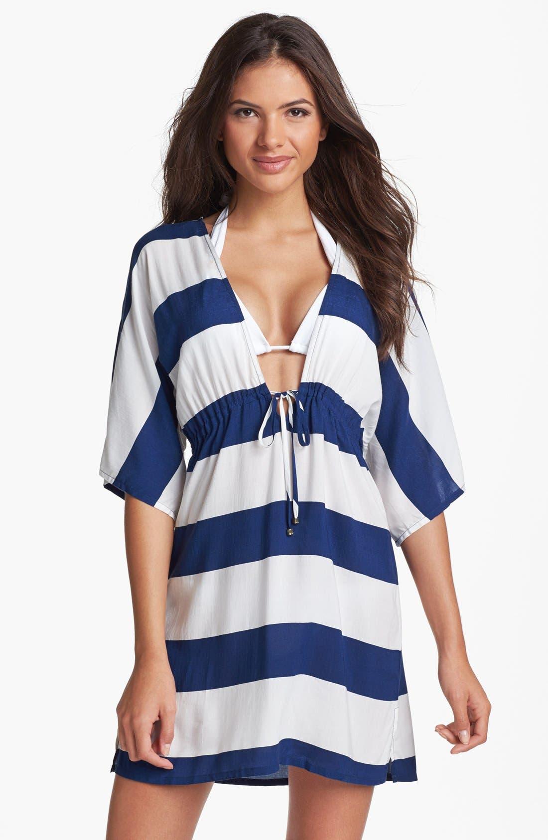 Alternate Image 1 Selected - ViX Swimwear 'Malawi San Diego' Caftan