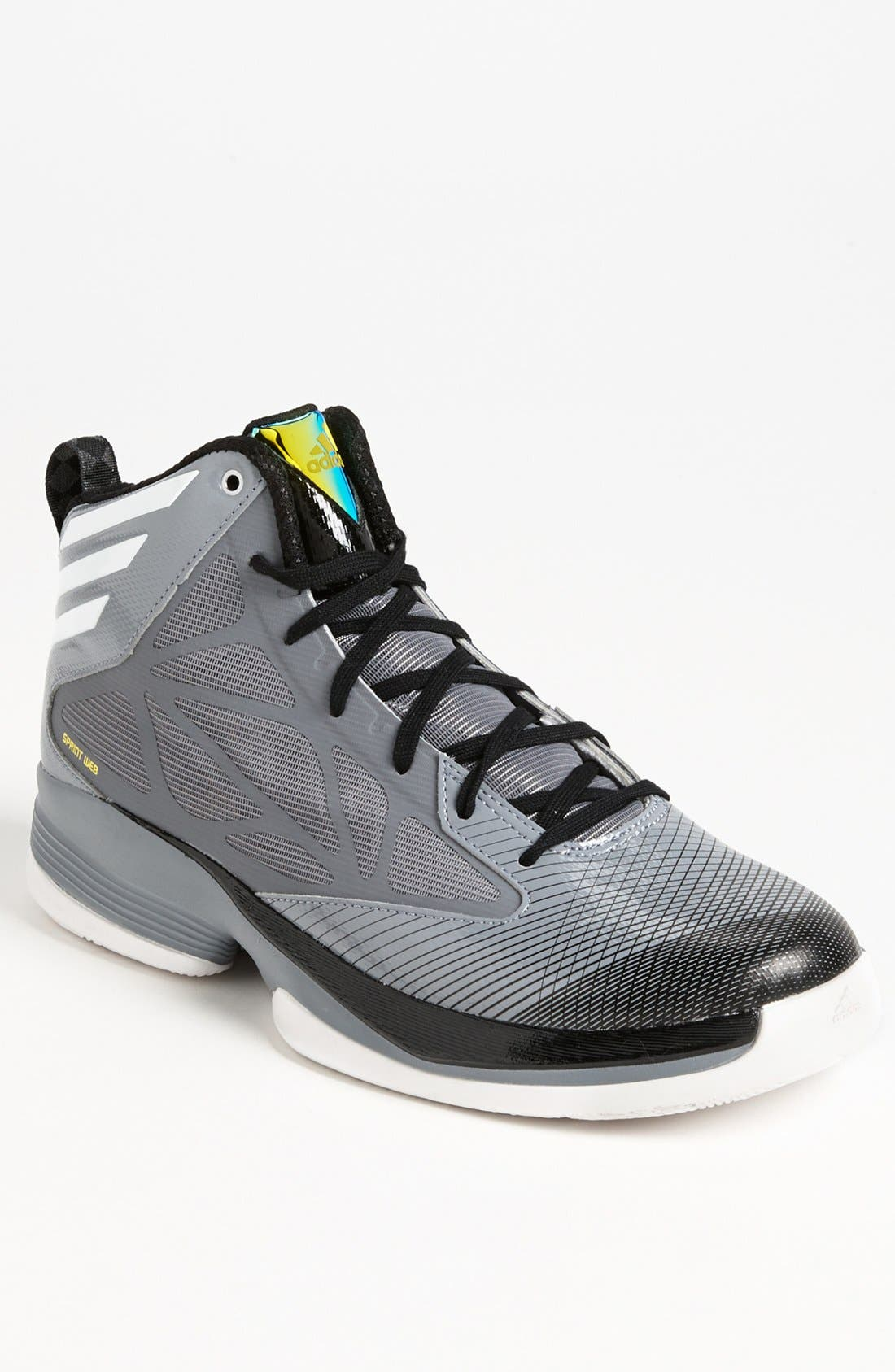 Alternate Image 1 Selected - adidas 'Crazy Fast' Basketball Shoe (Men)