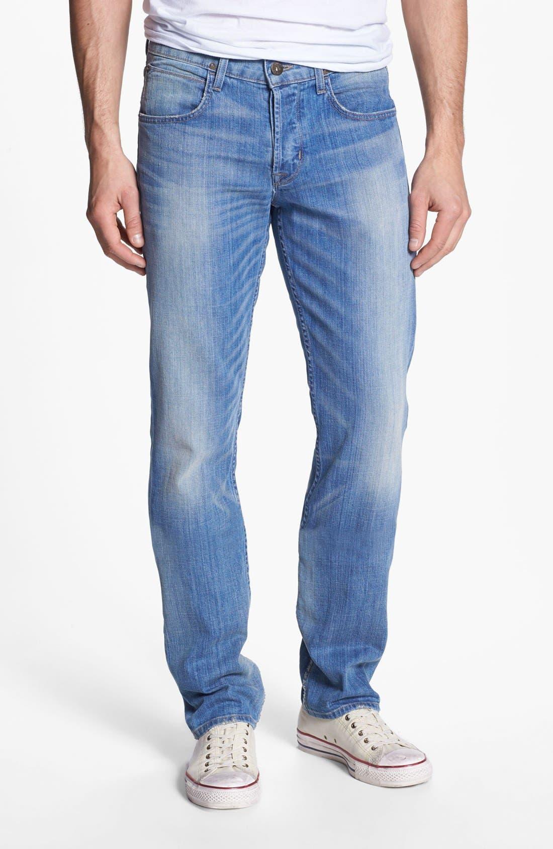 Alternate Image 2  - Hudson Jeans 'Byron' Straight Leg Jeans (Prague)