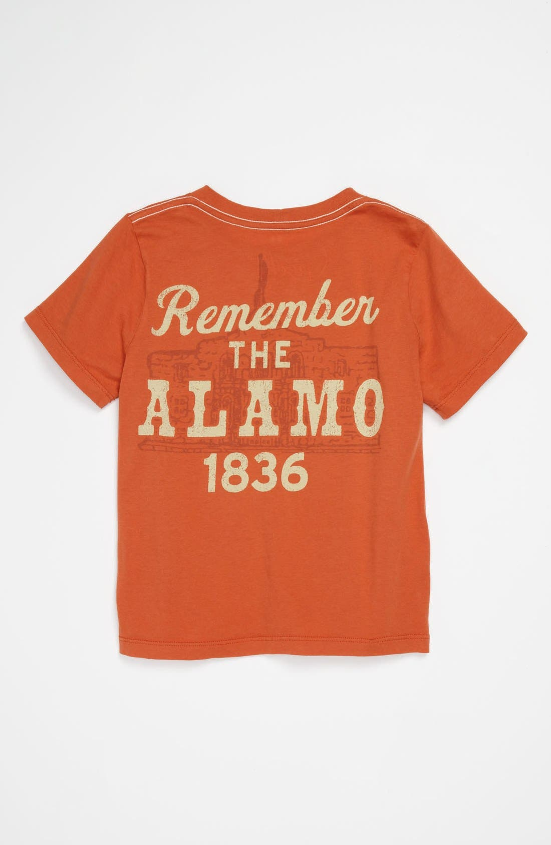 Alternate Image 2  - Peek 'Alamo' T-Shirt (Toddler Boys, Little Boys & Big Boys)