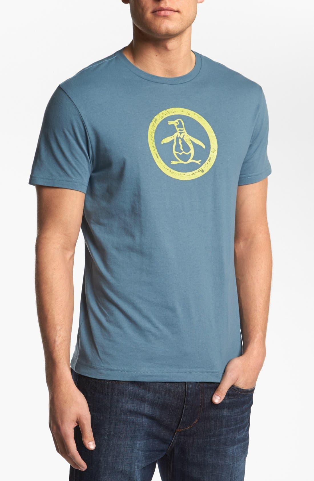 Alternate Image 1 Selected - Original Penguin Logo T-Shirt