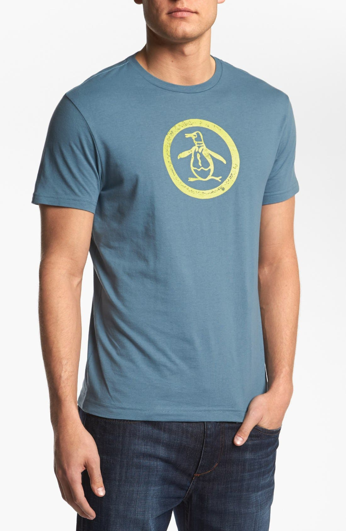 Main Image - Original Penguin Logo T-Shirt