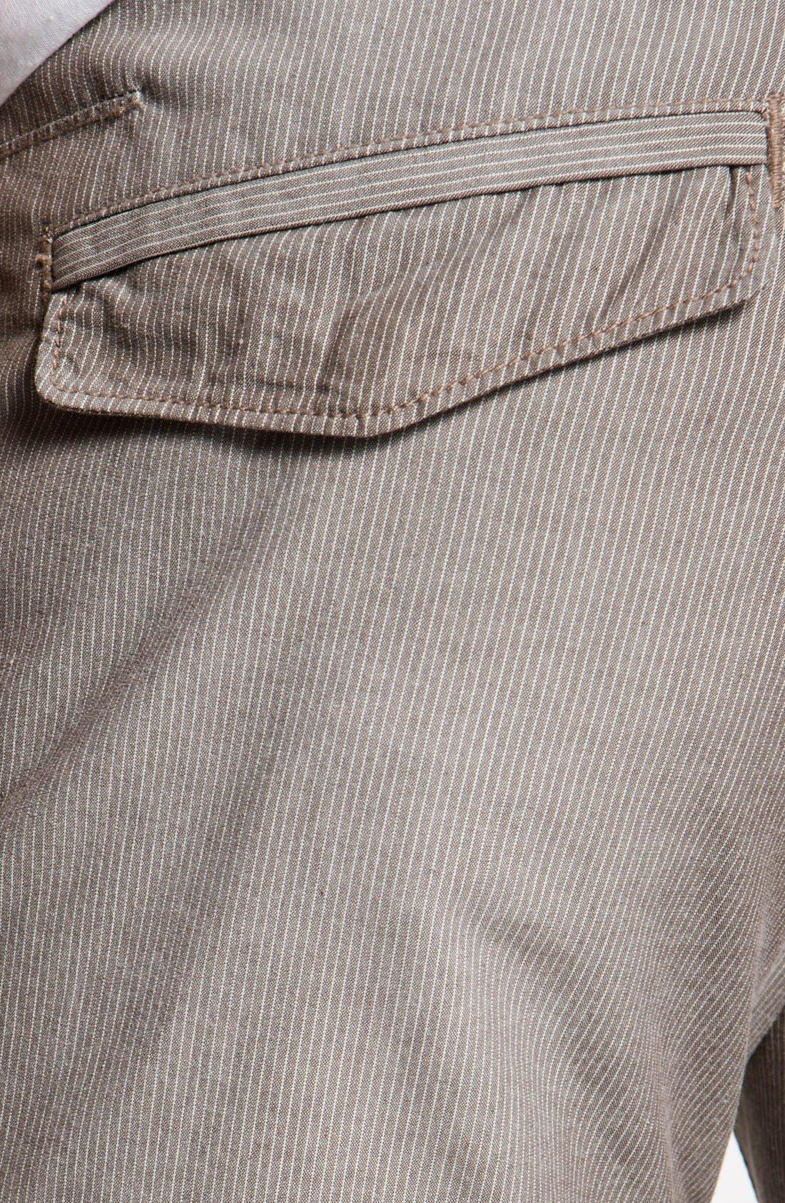 Alternate Image 3  - BOSS Orange 'Sairy' Slim Straight Leg Chinos