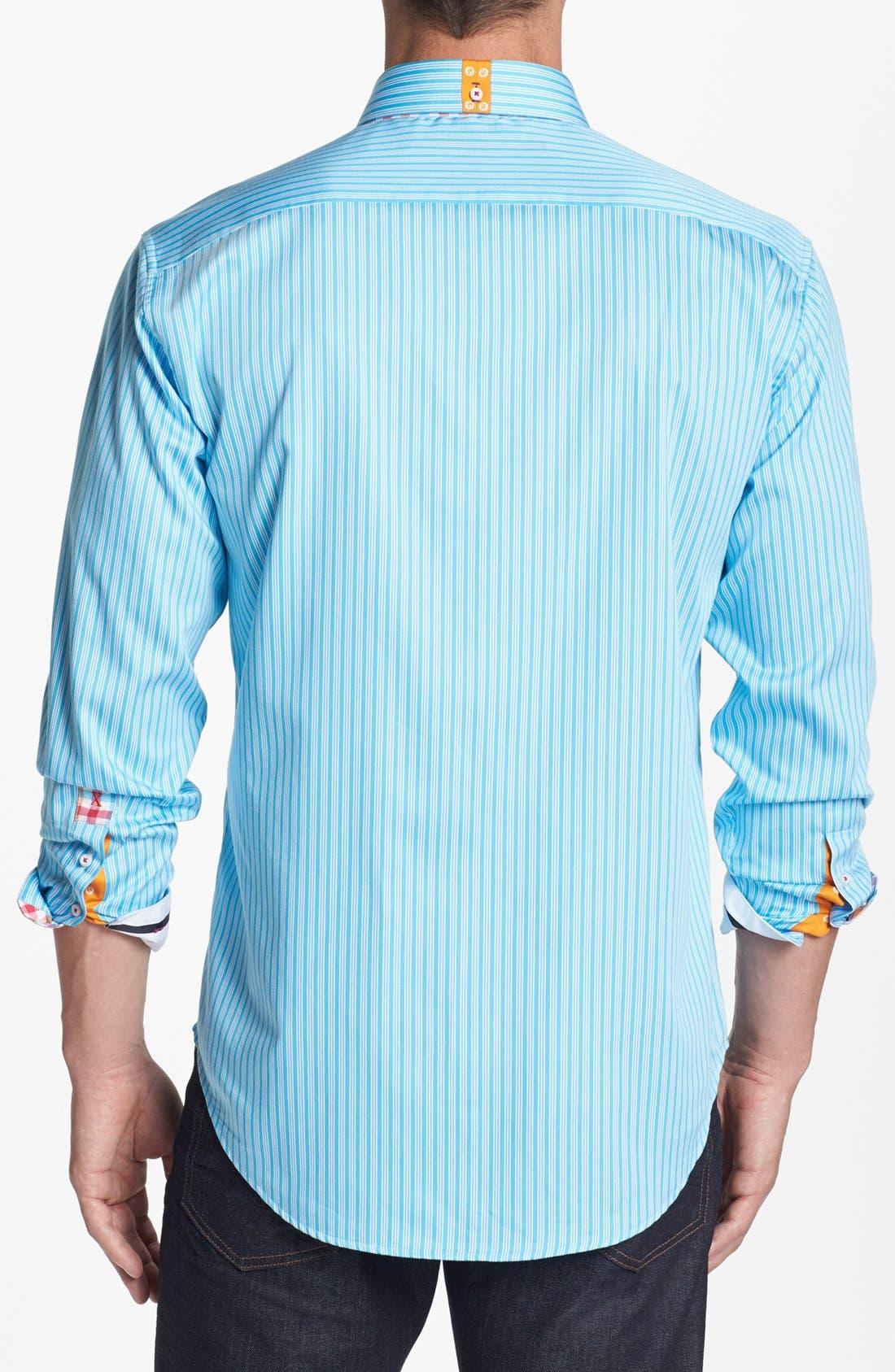 Alternate Image 3  - Robert Graham 'Tanjung' Sport Shirt