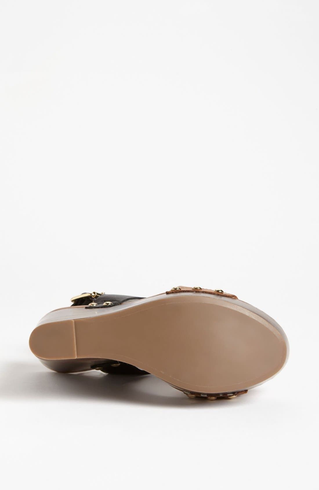 Alternate Image 4  - Steve Madden 'Luucy' Wedge Sandal