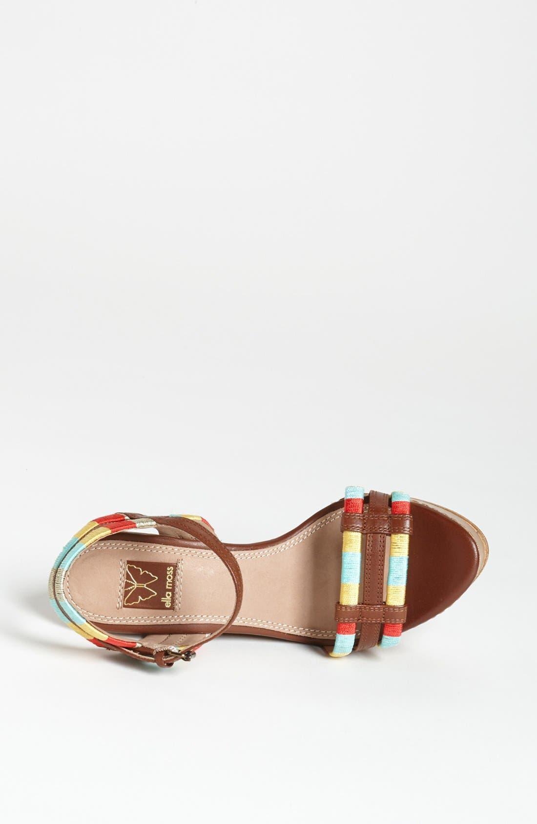 Alternate Image 3  - Ella Moss 'Ryann' Sandal