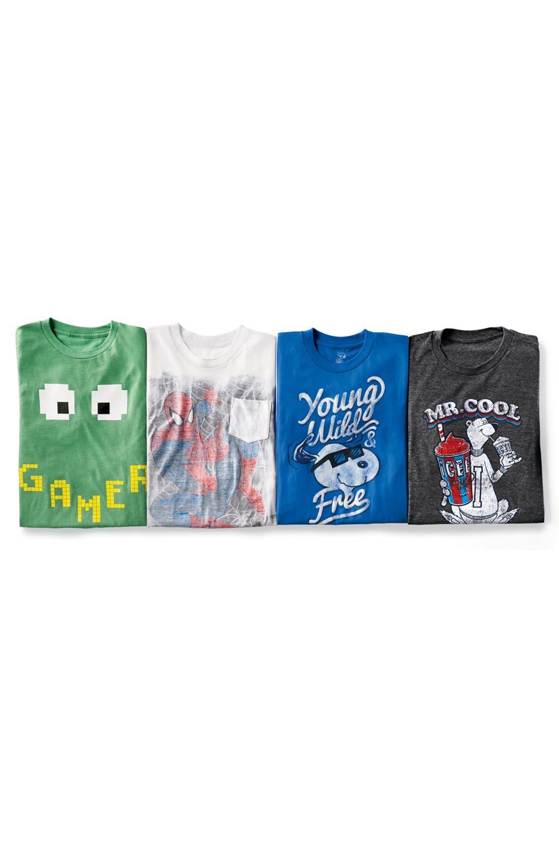 Alternate Image 2  - Jem 'Young Dog' T-Shirt (Little Boys)